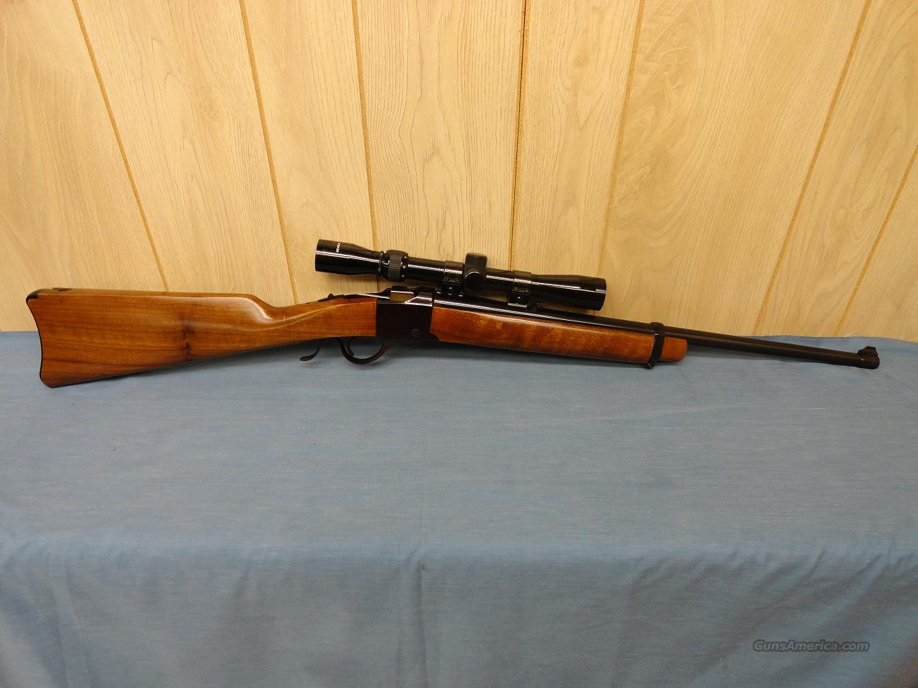 RUGER No.3 .22 HORNET  Guns > Rifles > Ruger Rifles > #1 Type