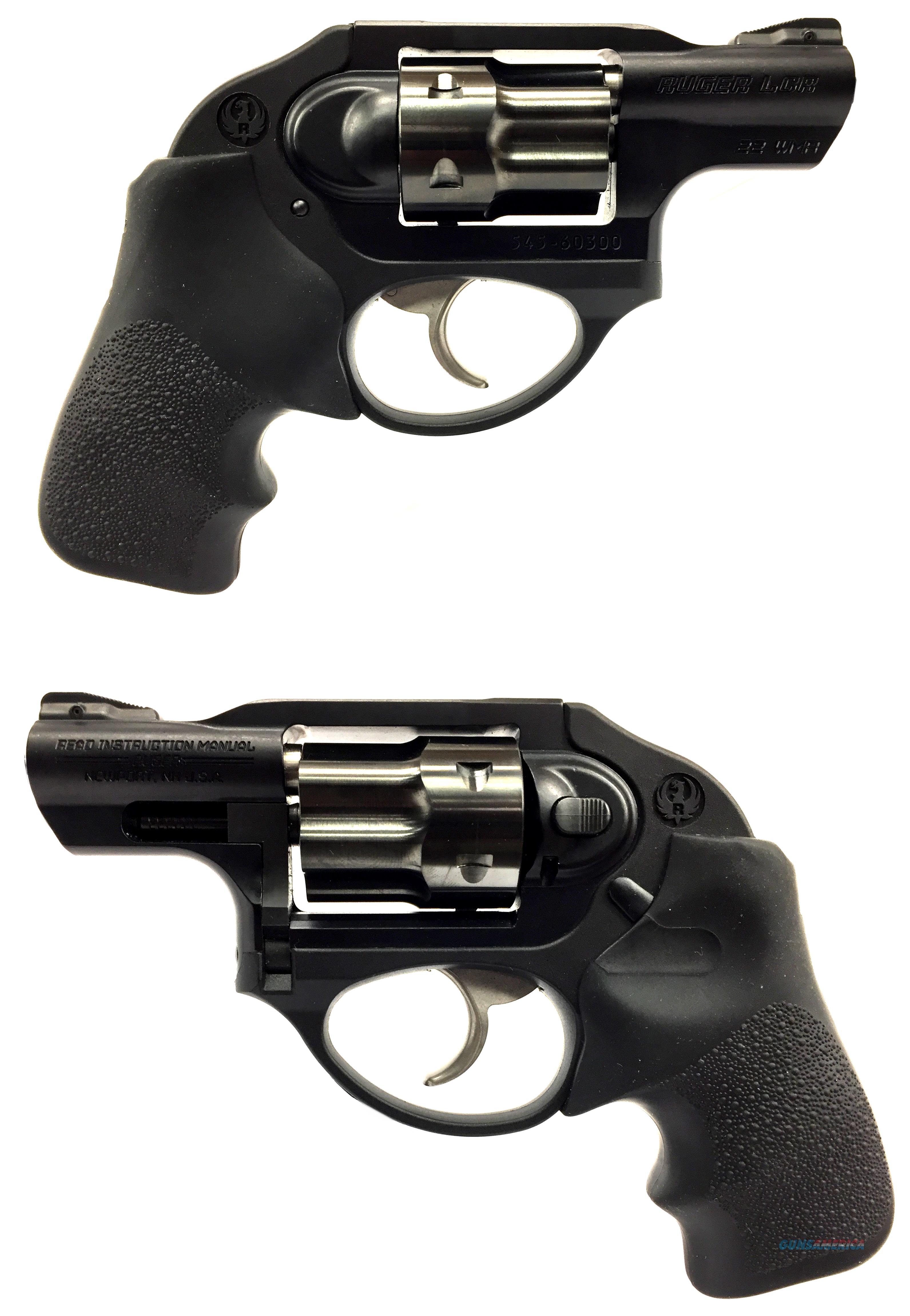 Ruger LCR .22WMR Revolver  Guns > Pistols > Ruger Double Action Revolver > LCR