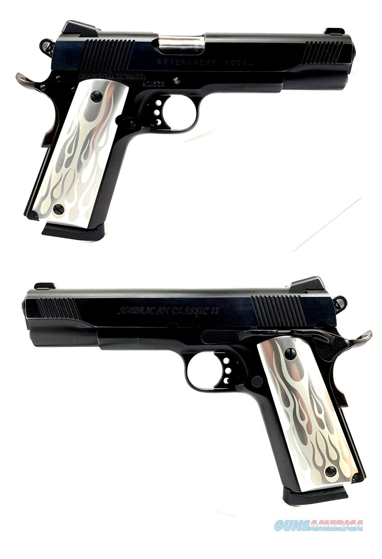 Metro Arms American Classic II .45ACP 1911 Government Model  Guns > Pistols > American Arms Pistols