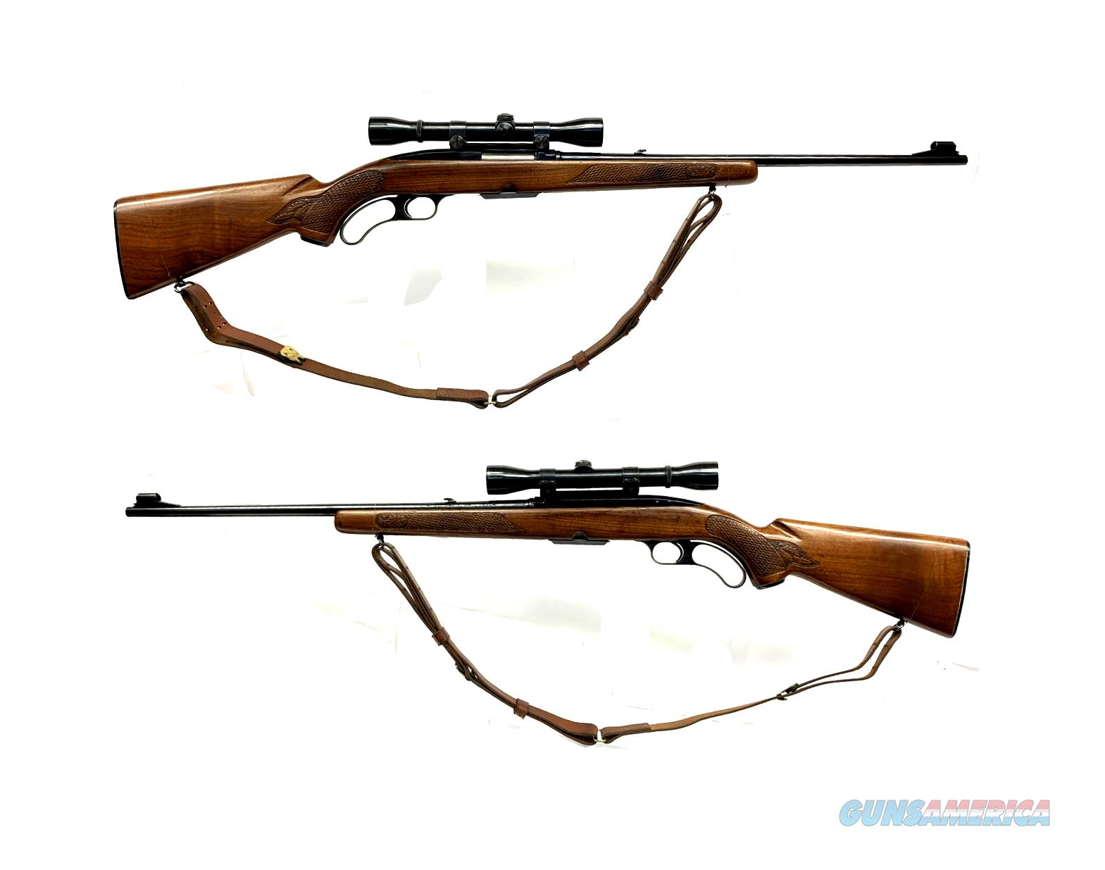 Winchester Model 88 Lever Action Rifle W/ Scope  Guns > Rifles > Winchester Rifles - Modern Lever > Other Lever > Post-64