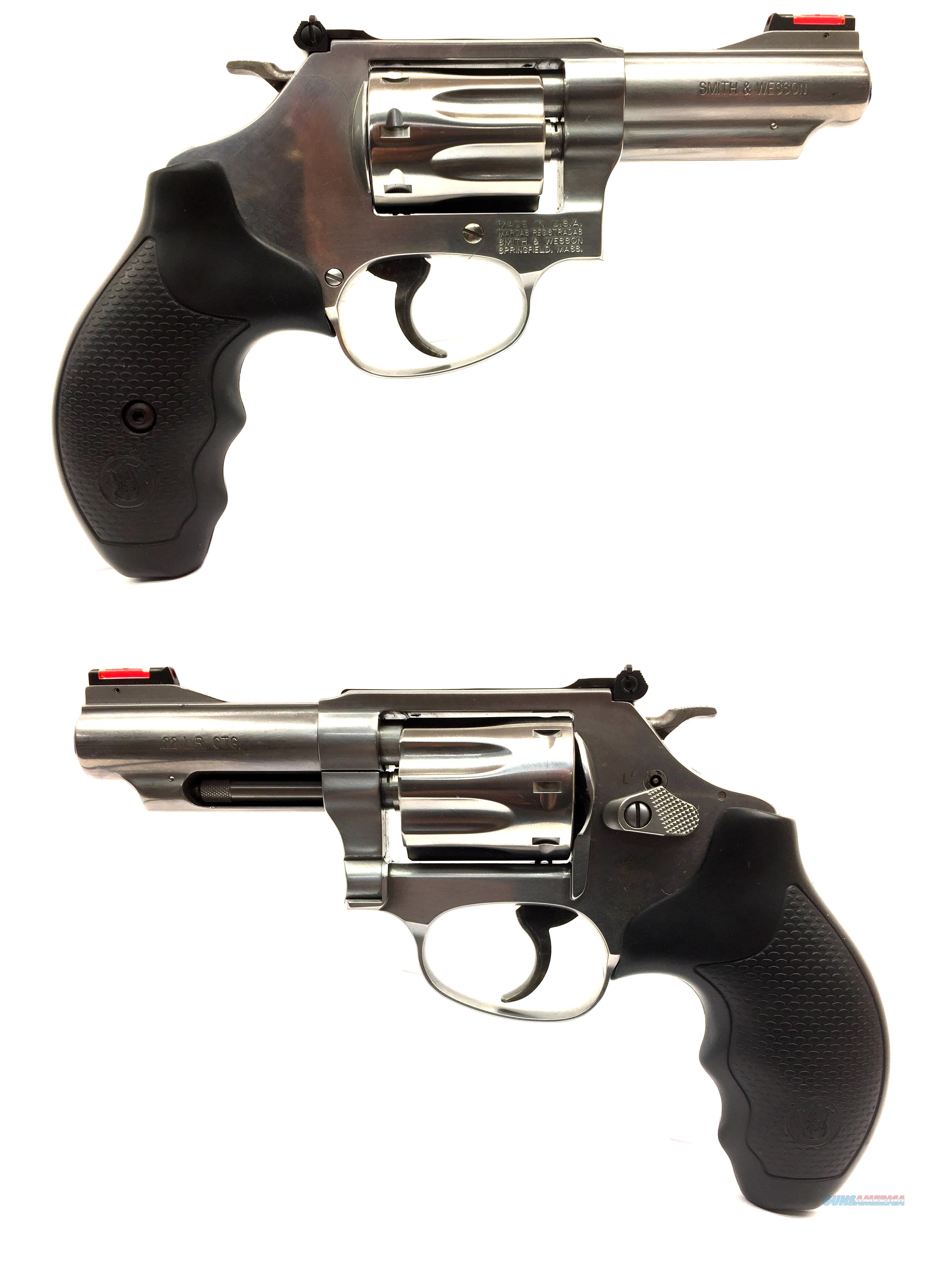 Smith & Wesson Model 63-5 Revolver  Guns > Pistols > Smith & Wesson Revolvers > Small Frame ( J )