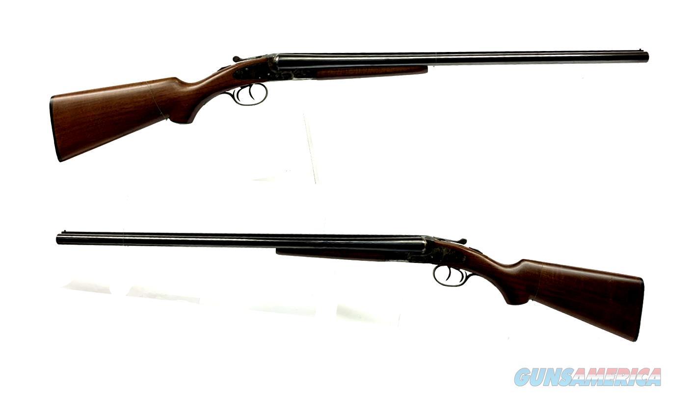 L.C. Smith 12GA Field SxS Shotgun  Guns > Shotguns > L.C. Smith Shotguns