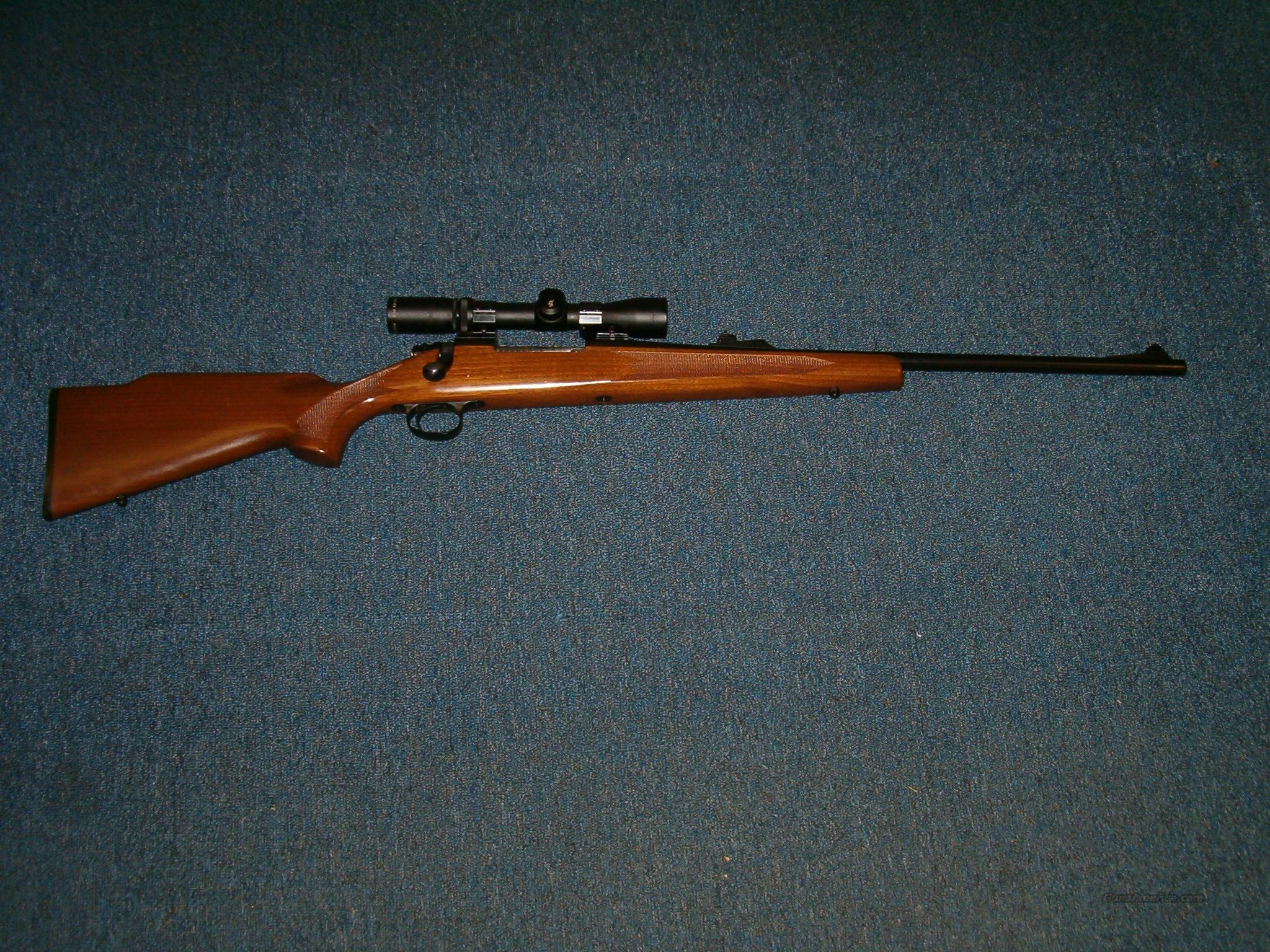 Remington Model 700  B/A  .270 w/Burris scope  Guns > Rifles > Remington Rifles - Modern > Model 700 > Sporting