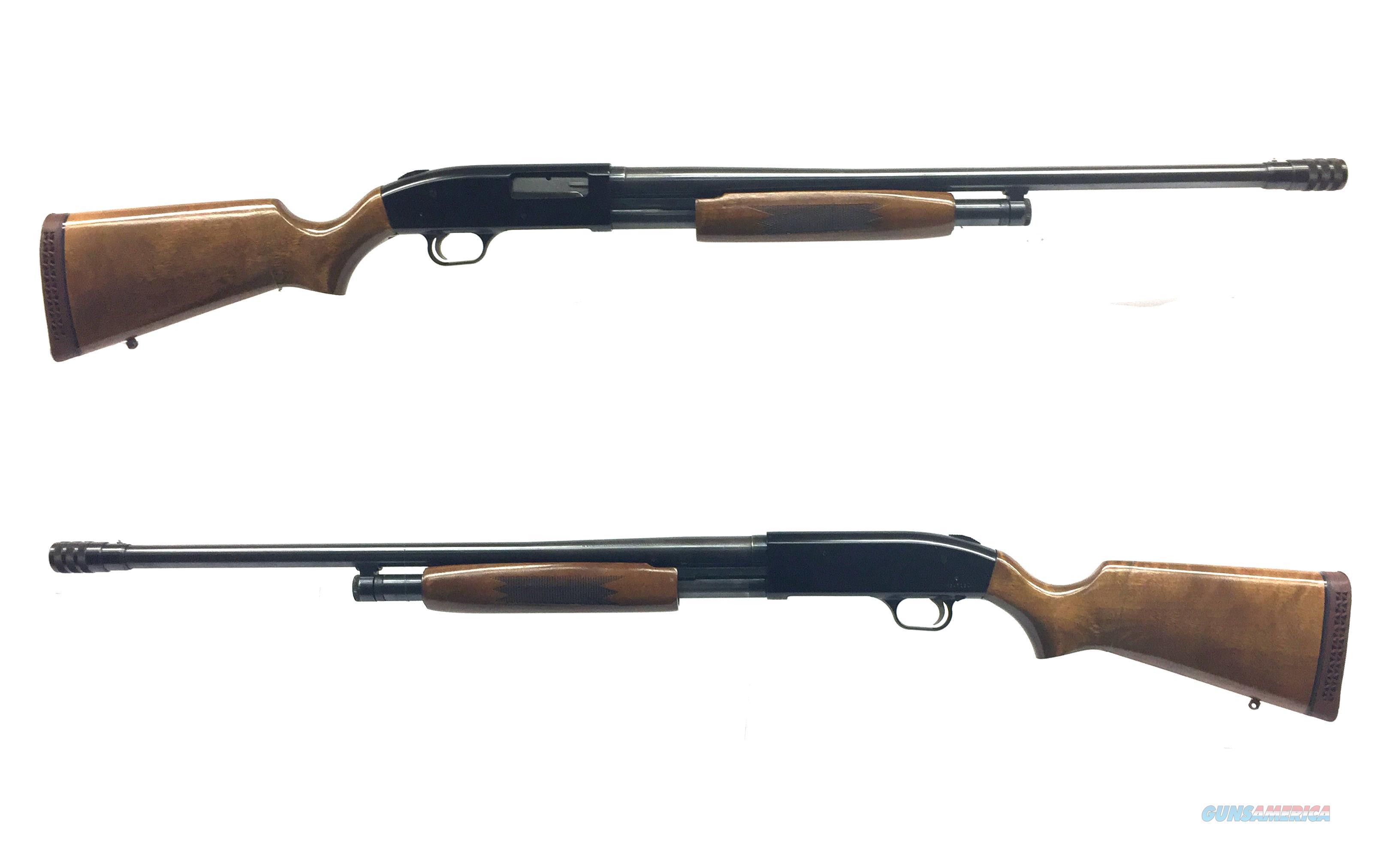 Mossberg 500A 12GA Pump-Action Shotgun  Guns > Shotguns > Mossberg Shotguns > Pump > Sporting