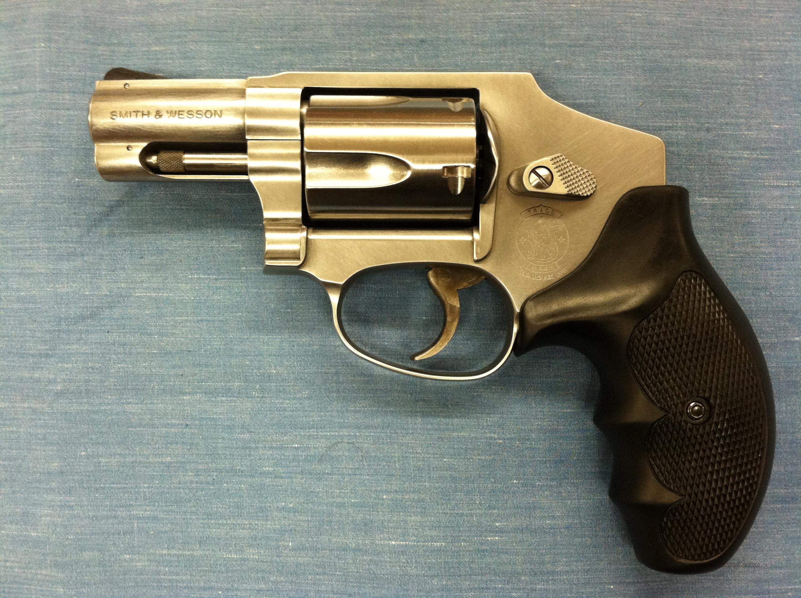 Smith & Wesson Model 640 Centennial .357 Magnum  Guns > Pistols > Smith & Wesson Revolvers > Pocket Pistols