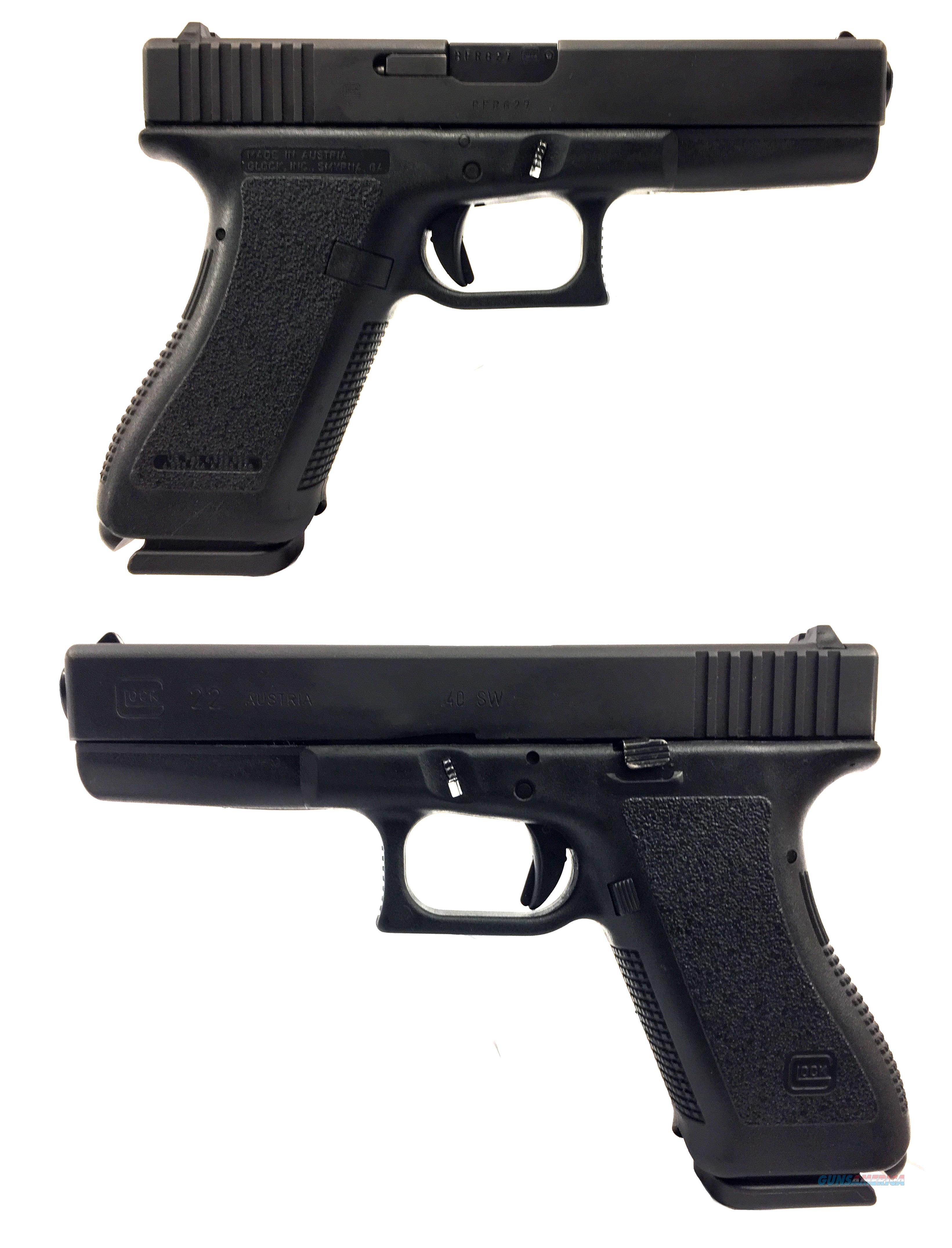 Glock 22 Gen 2  Guns > Pistols > Glock Pistols > 22