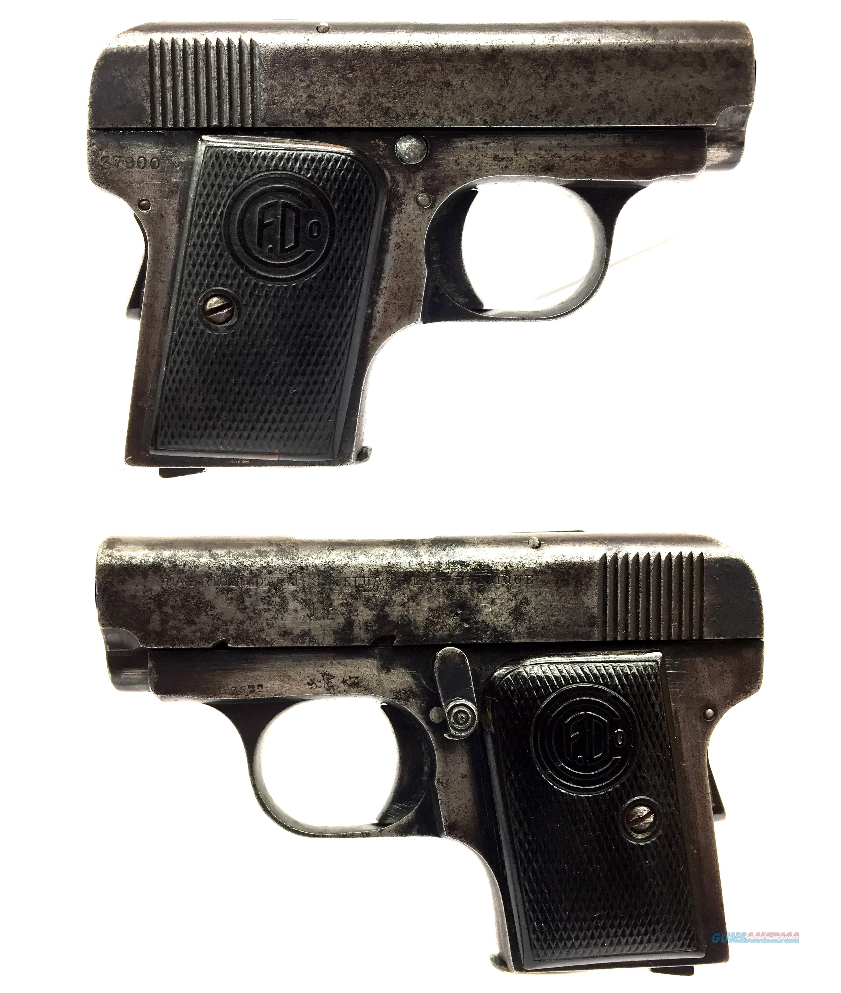 F.D. Co. .25ACP Semi-Automatic Pocket Pistol  Guns > Pistols > F Misc Pistols