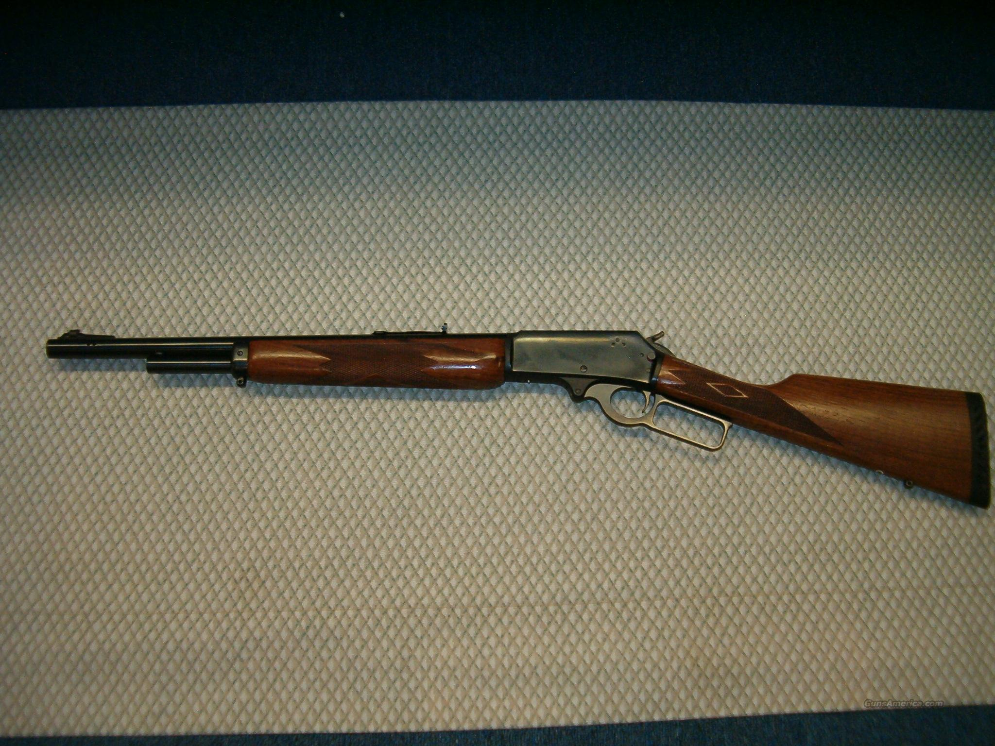 "Marlin Model 1895M .450 L/A  18"" barrel  Guns > Rifles > Marlin Rifles > Modern > Lever Action"