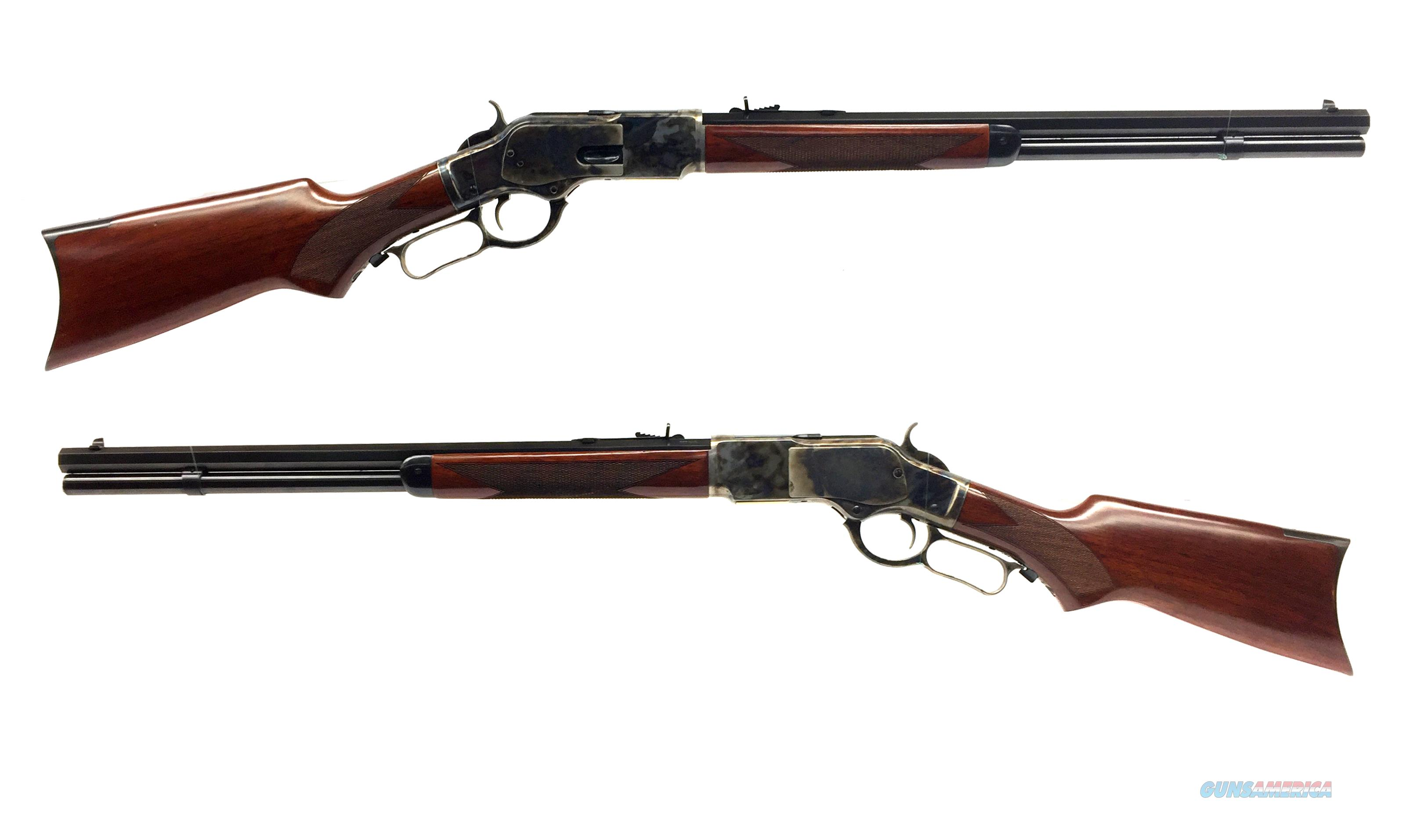 Uberti Model 1873 Lever-Action .357 Magnum Rifle  Guns > Rifles > Uberti Rifles > Lever Action