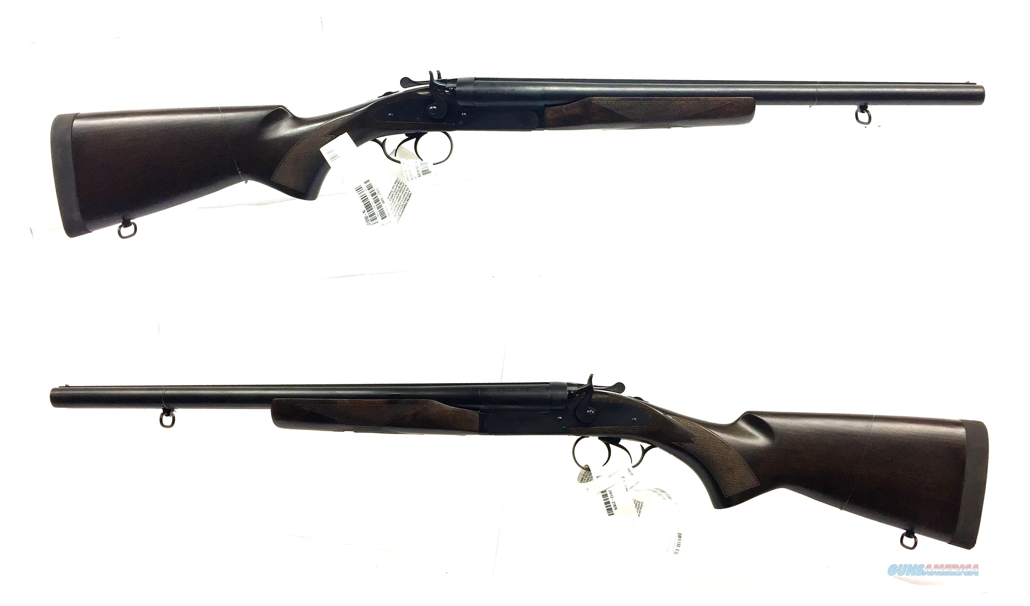 Zhong Zhou JW-2000 12GA SxS Shotgun  Guns > Shotguns > Century International Arms - Shotguns > Shotguns