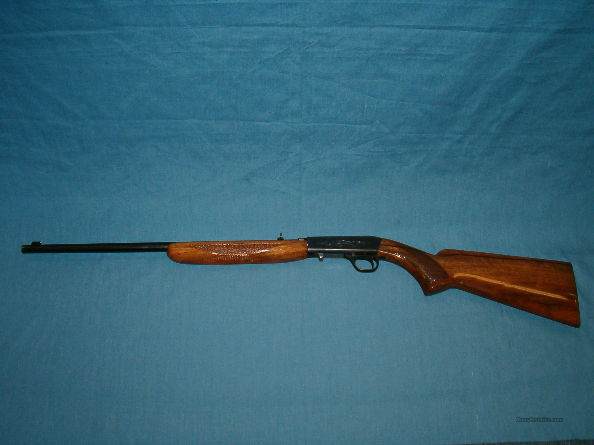 BROWNING Auto Grade 1, .22l/r circa 1956  Guns > Rifles > Browning Rifles > Semi Auto > Hunting