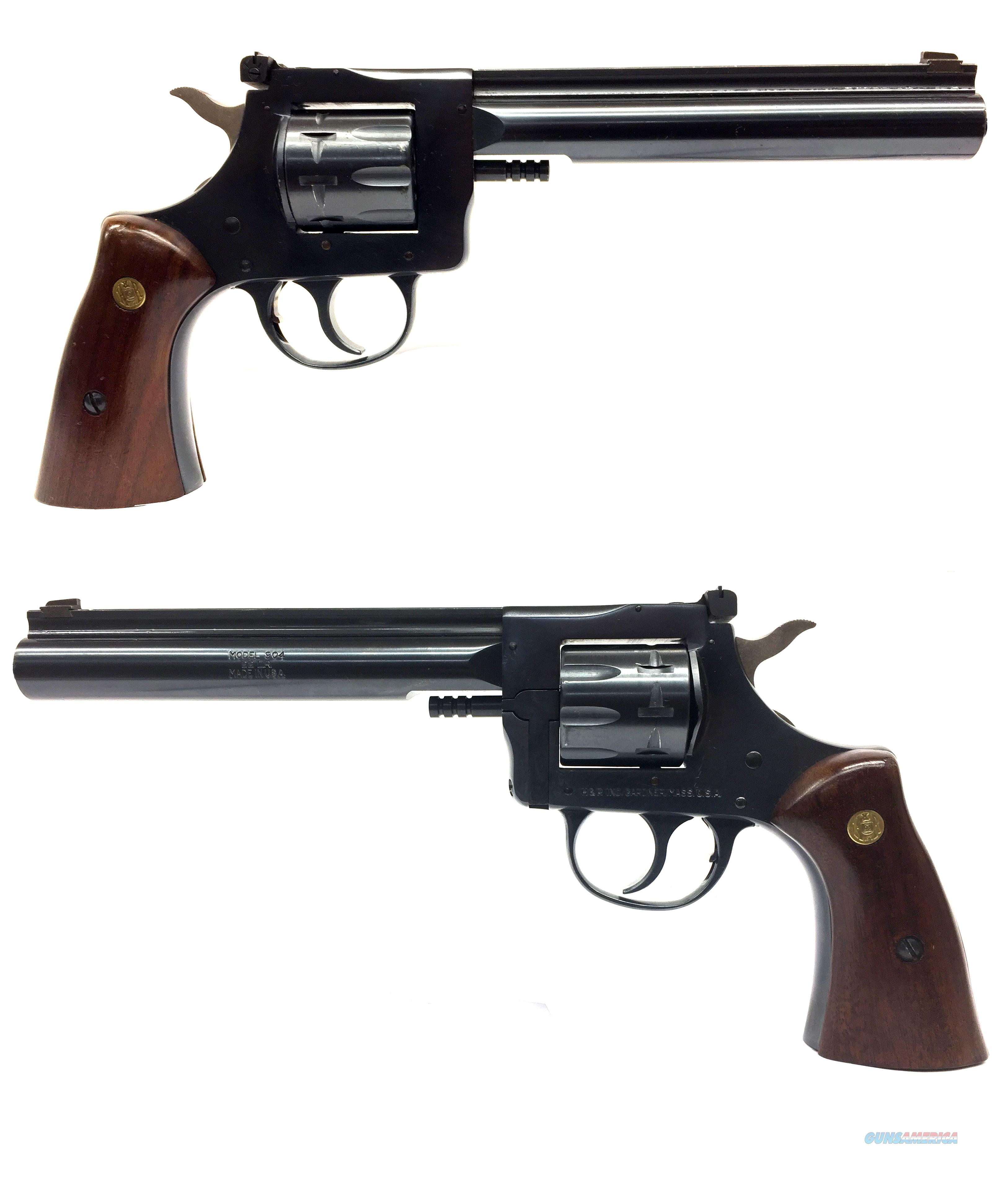 Harrington & Richardson Model 904 .22LR Revolve... For Sale