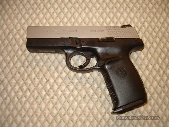 Smith & Wesson Model SW9V  9mm Stainless/polymer  Guns > Pistols > Smith & Wesson Pistols - Autos > Polymer Frame