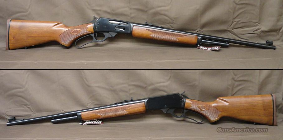 Marlin 308MX Lever Action rifle (.308 Marlin Express.)  Guns > Rifles > Marlin Rifles > Modern > Lever Action