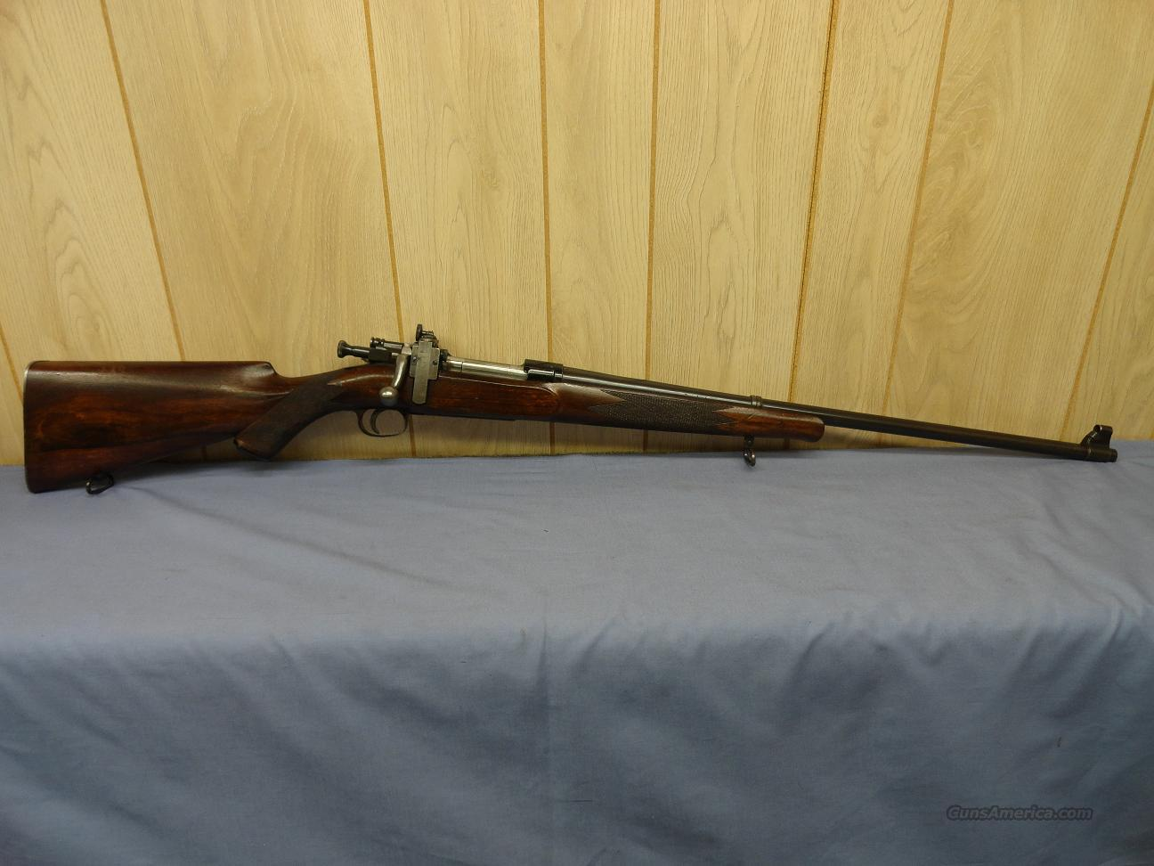 Springfield Model 1903 Sporterized   Guns > Rifles > Military Misc. Rifles US > 1903 Springfield/Variants