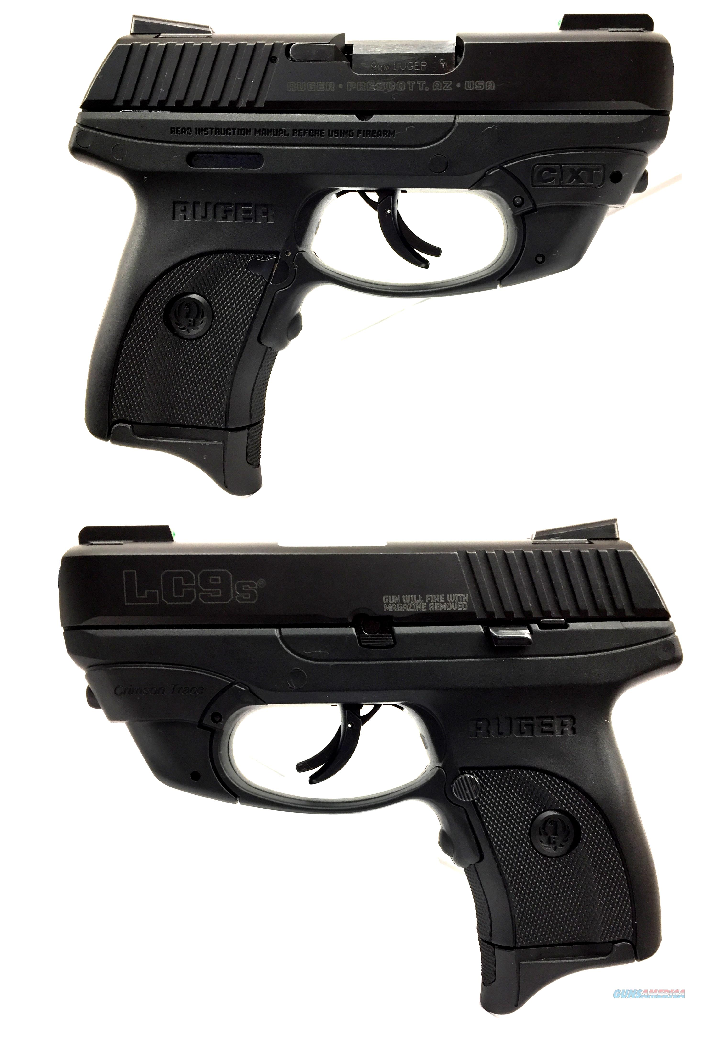 Ruger LC9s Pro W/ Extras  Guns > Pistols > Ruger Semi-Auto Pistols > LC9