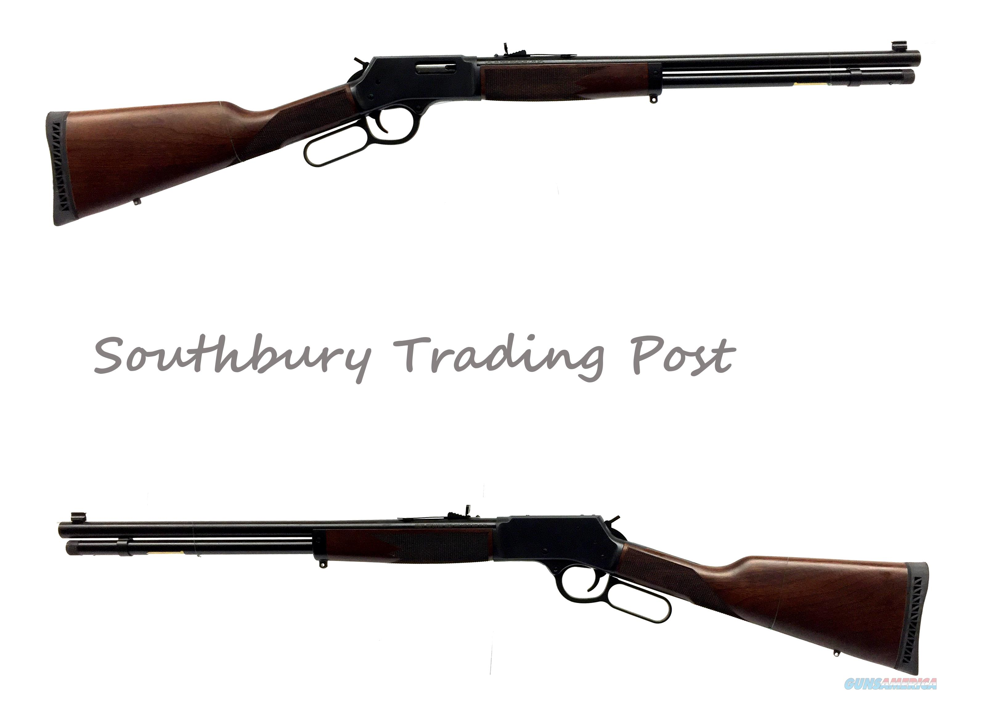 Henry Big Boy Steel .44 Magnum/ .44 Special Lever Action Rifle   Guns > Rifles > Henry Rifle Company