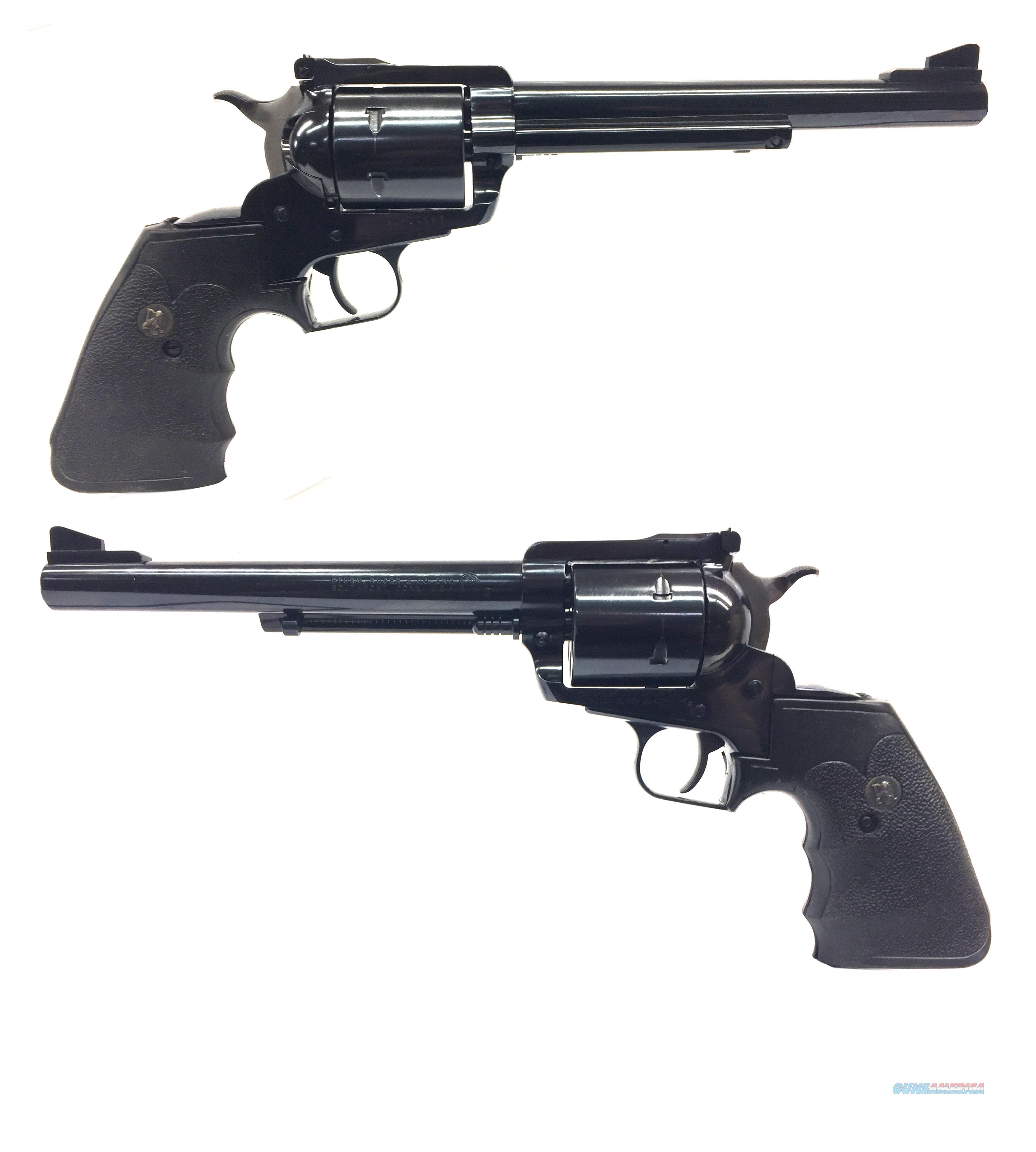 Ruger Super Blackhawk .44 MAG Revolver  Guns > Pistols > Ruger Single Action Revolvers > Blackhawk Type