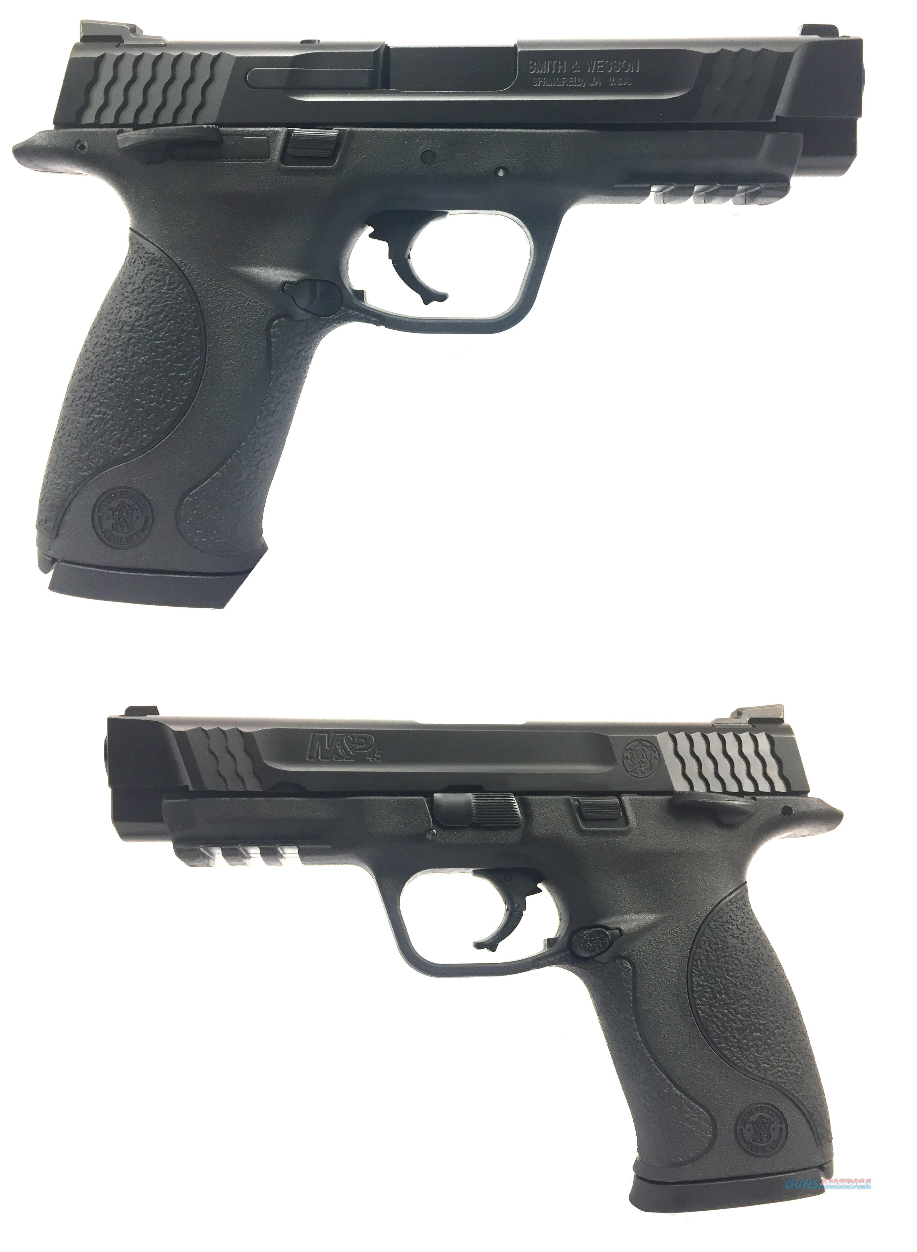 Smith & Wesson M&P .45  Guns > Pistols > Smith & Wesson Pistols - Autos > Polymer Frame