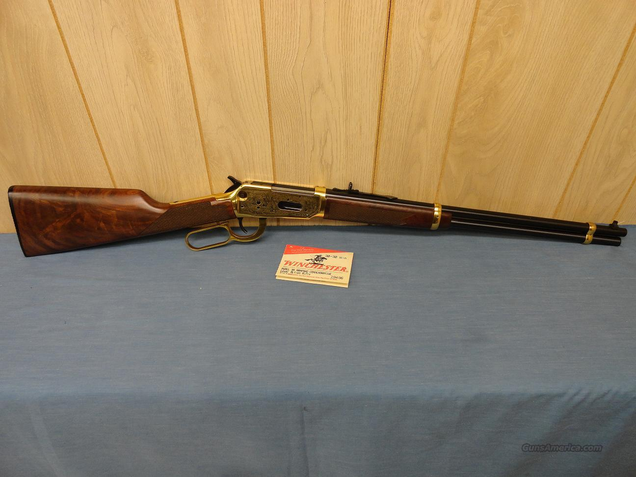 Winchester Model 94 1992 Arapaho .30-30 Commemorative   Guns > Rifles > Winchester Rifle Commemoratives