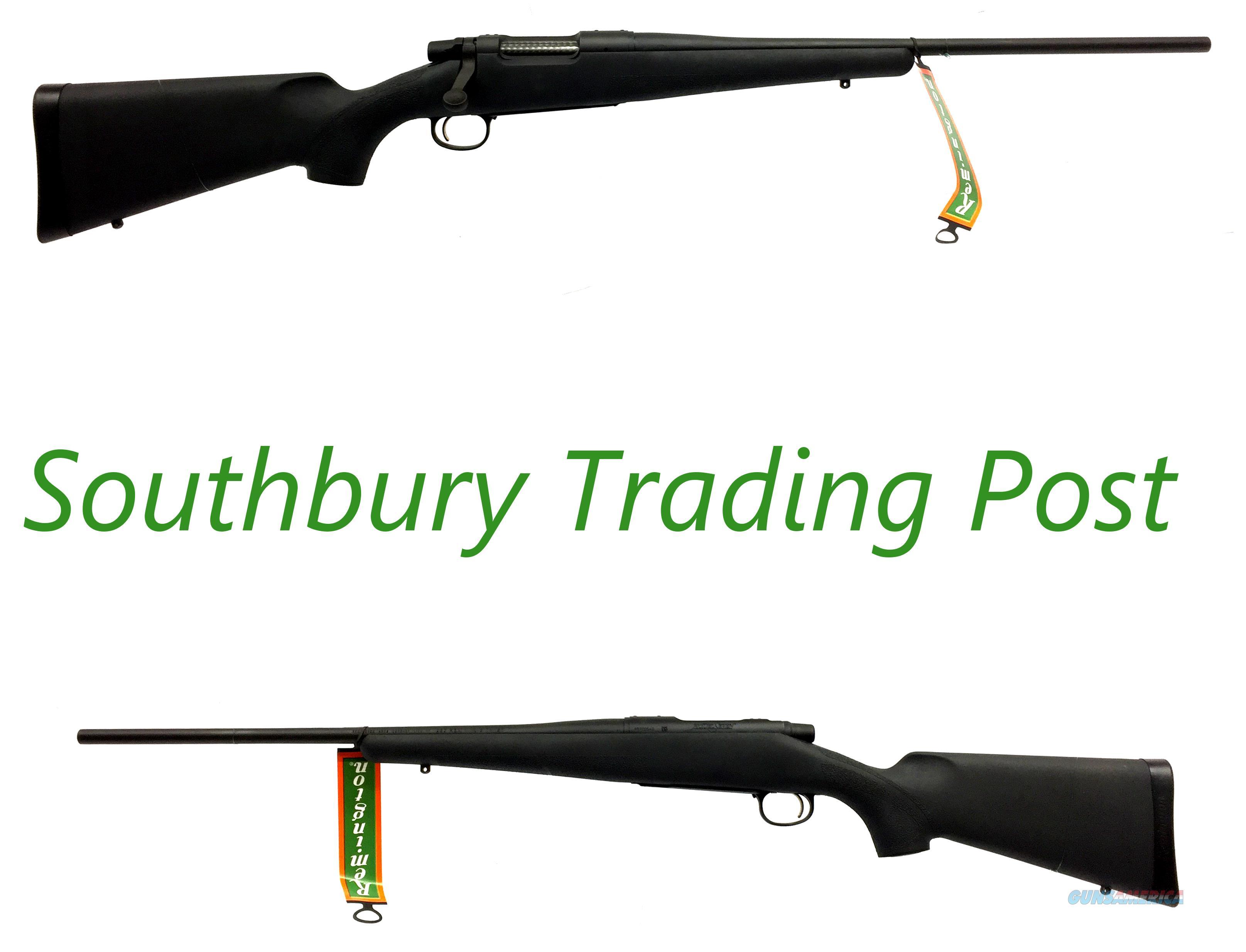 Remington Model Seven .260 Remington Bolt-Action Rifle  Guns > Rifles > Remington Rifles - Modern > Bolt Action Non-Model 700 > Sporting