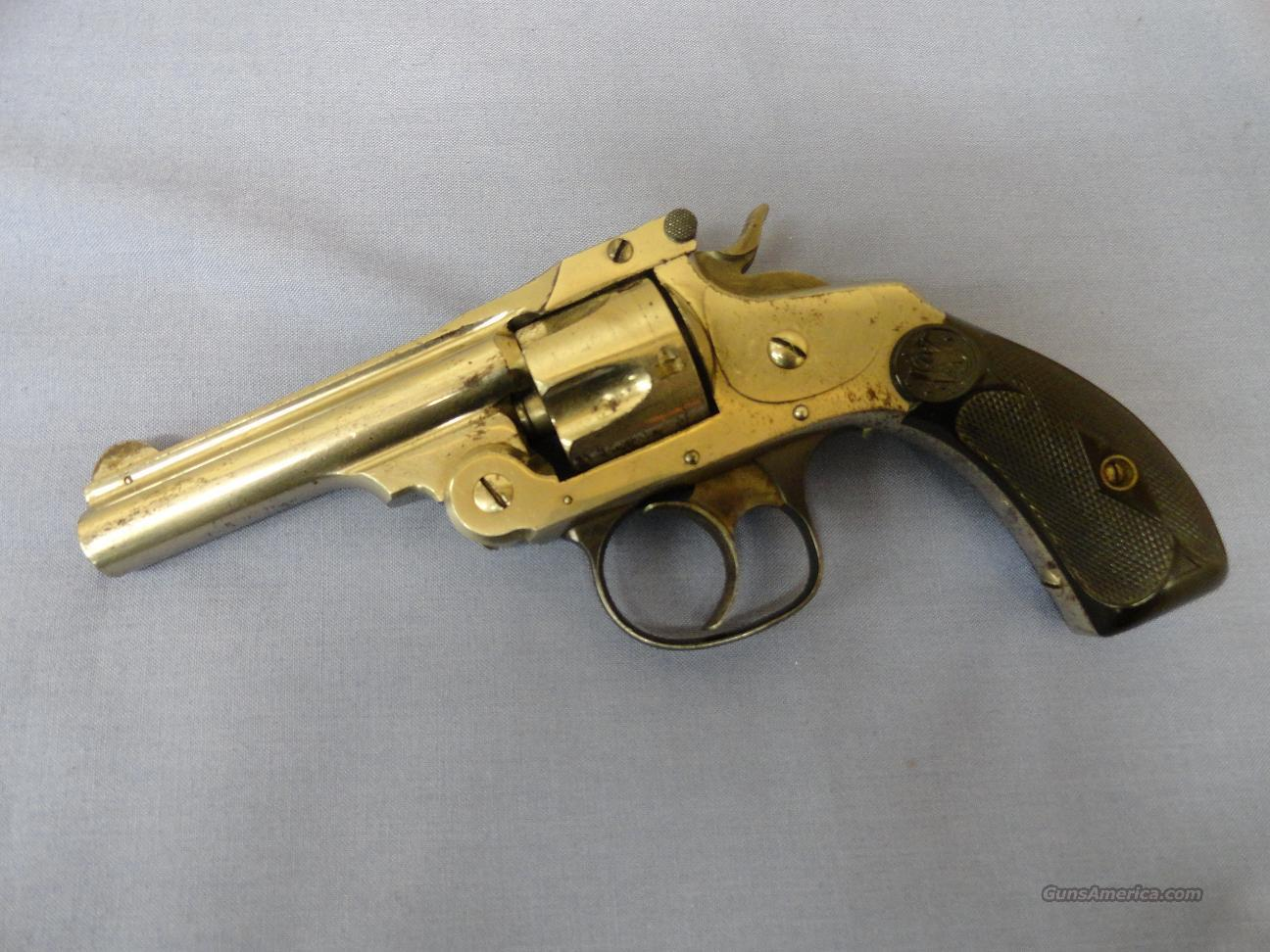 Smith & Wesson .32 Double Action Fourth Top Break Model  Guns > Pistols > Smith & Wesson Revolvers > Pre-1899