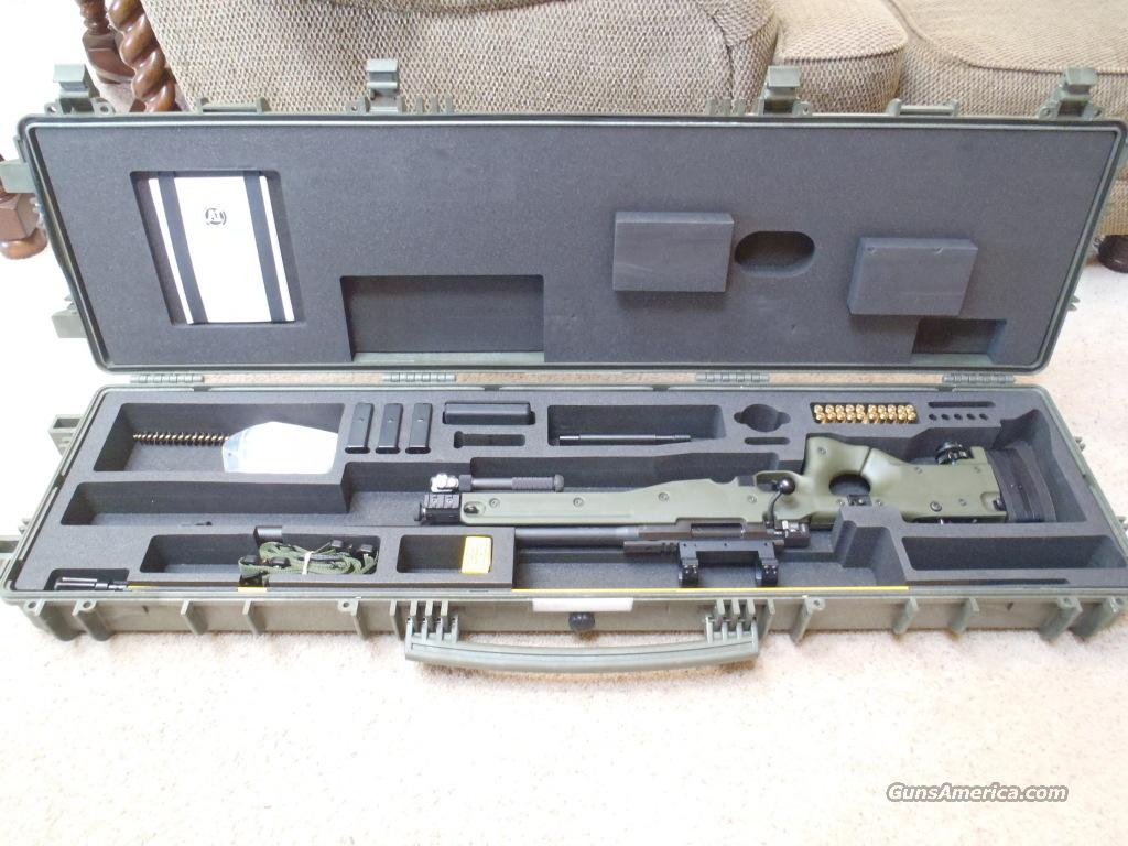 Accuracy International AW 260 REM Package **REDUCED**  Guns > Rifles > Accuracy International Rifles