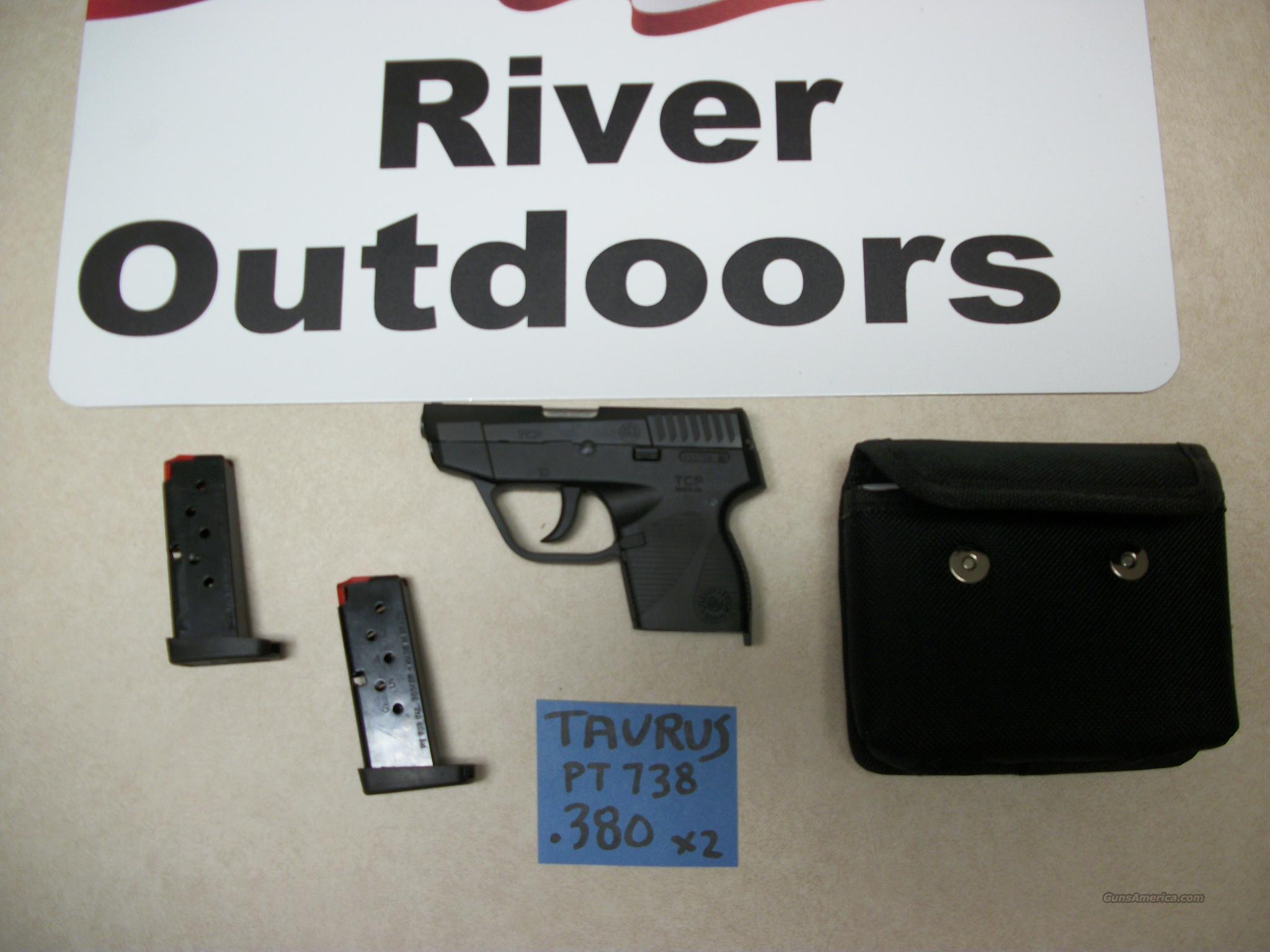 Taurus TCP 380  Guns > Pistols > Taurus Pistols/Revolvers > Pistols > Polymer Frame
