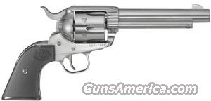 "Ruger 357 Magnum New Vaquero 5.5"" Barrel  Guns > Pistols > Ruger Single Action Revolvers > Cowboy Action"