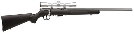 NIB Savage Model 93 FVSS 22 Mag Package  Guns > Rifles > Savage Rifles > Rimfire