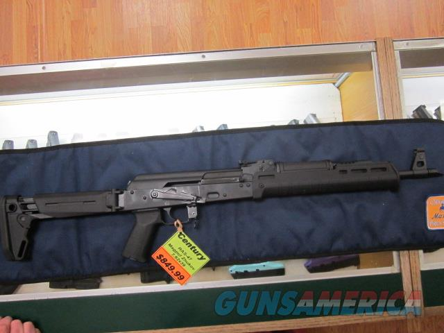 NIB Century Arms RAS-47 Zhukov 7.62x39  Guns > Rifles > Century International Arms - Rifles > Rifles