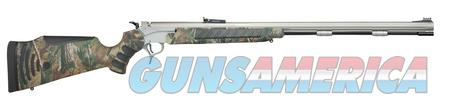 NIB TCA Encore Pro Hunter XT .50 Caliber 28 Inch Barrel Weather Shield Camouflage Composite FlexTech Stock FFL Required  Guns > Rifles > Thompson Center Muzzleloaders > Inline Style