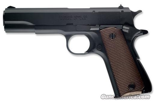 NIB Browning 1911-22 A1 .22LR  Guns > Pistols > Browning Pistols > Other Autos