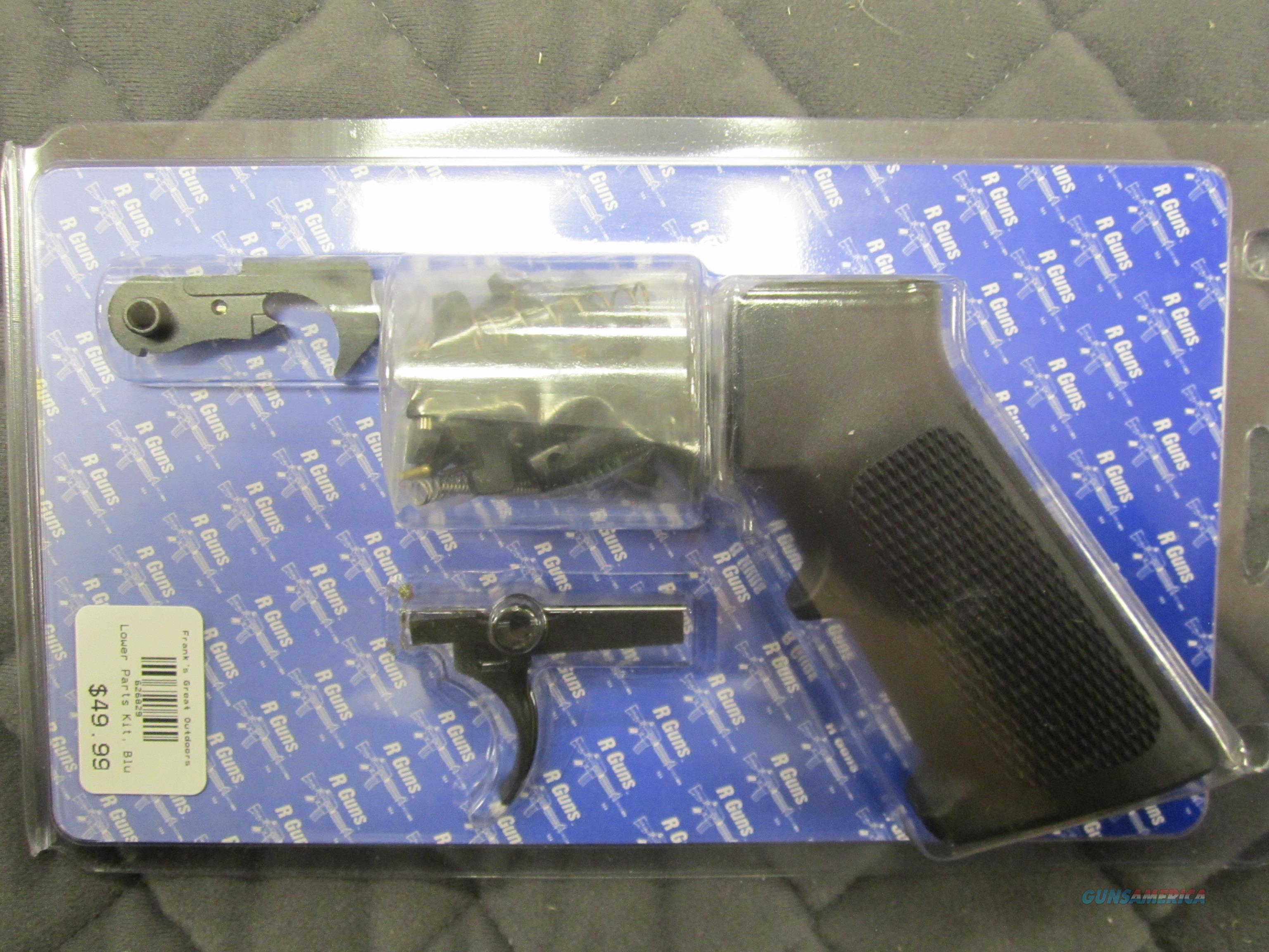 NIB R Guns Lower Parts Kit  Non-Guns > Gun Parts > By Manufacturer