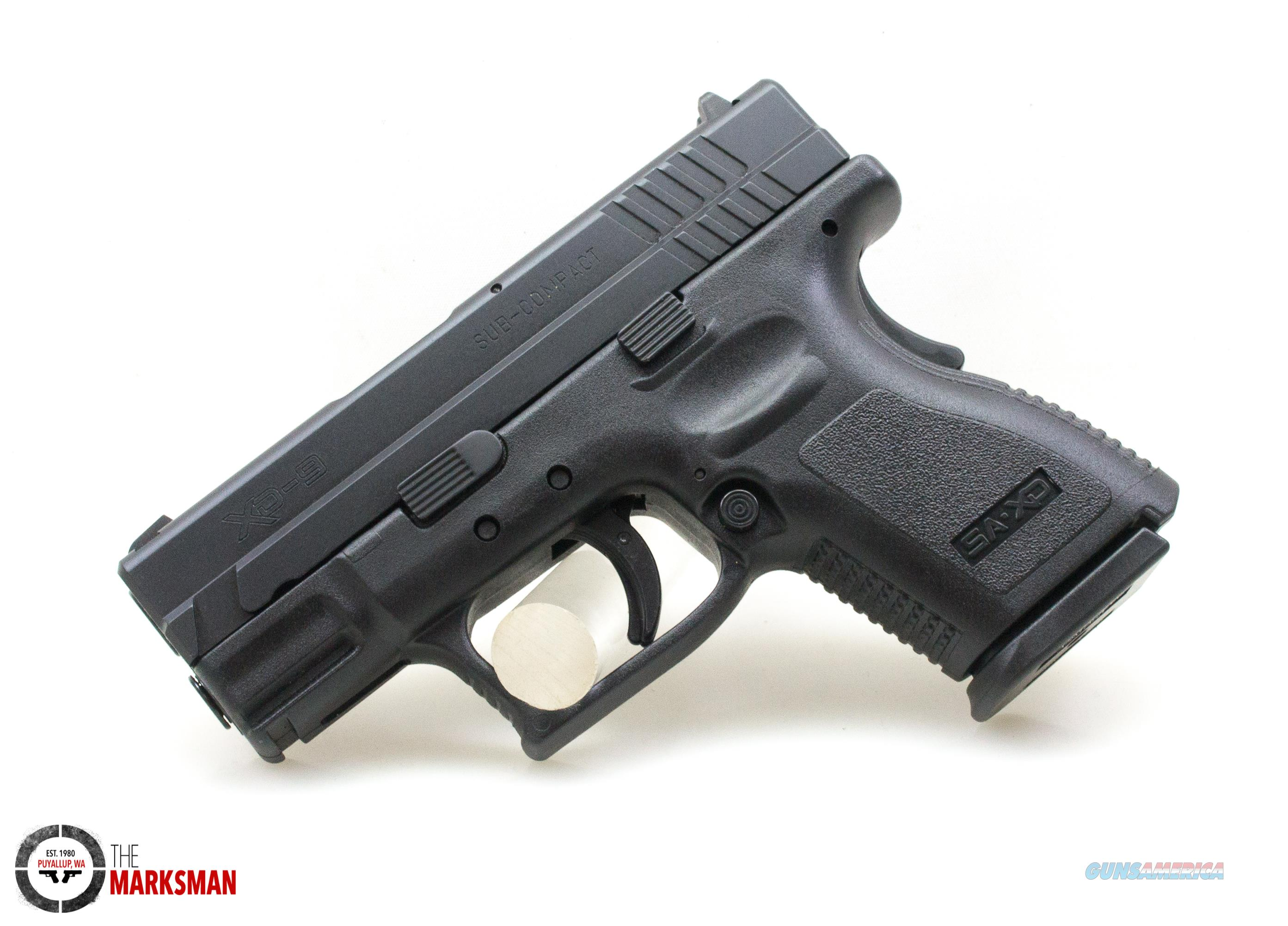 Springfield XD Subcompact Defender Series, 9mm NEW  Guns > Pistols > Springfield Armory Pistols > XD (eXtreme Duty)