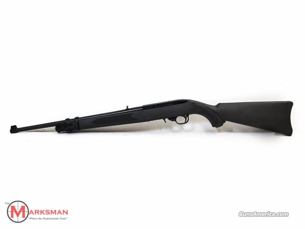 Ruger 10/22 Carbine w/ LaserMax .22 LR  Guns > Rifles > Ruger Rifles > 10-22