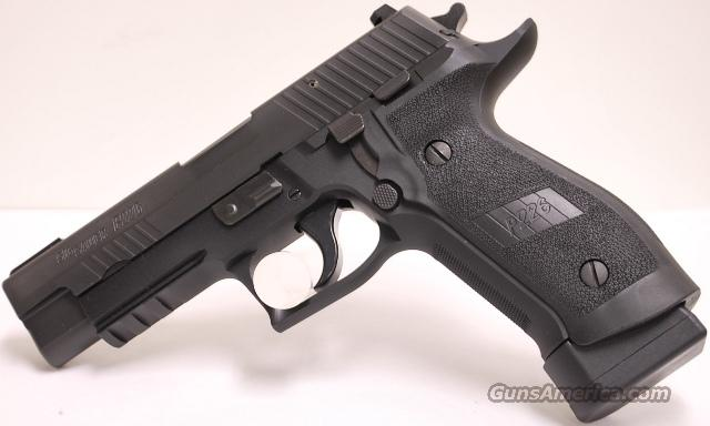 Sig Sauer P226 9mm Tactical Operations  Guns > Pistols > Sig - Sauer/Sigarms Pistols > P226