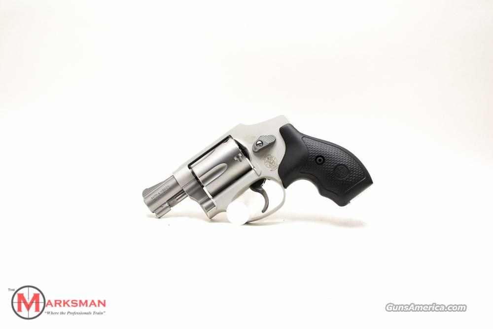 Smith and Wesson Lockless 642 Pro Series .38 Special +P New  Guns > Pistols > Smith & Wesson Revolvers > Pocket Pistols