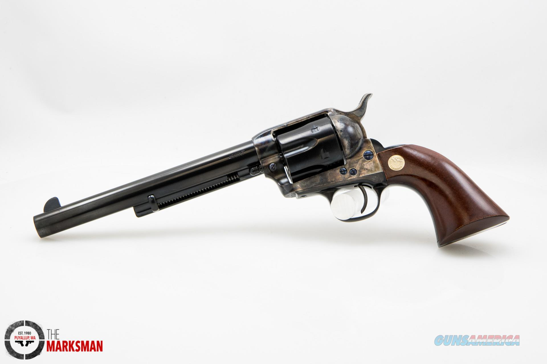 "Cimarron Model P Convertible, .45 Colt/.45 ACP NEW 7.5"" Barrel  Guns > Pistols > Cimmaron Pistols"