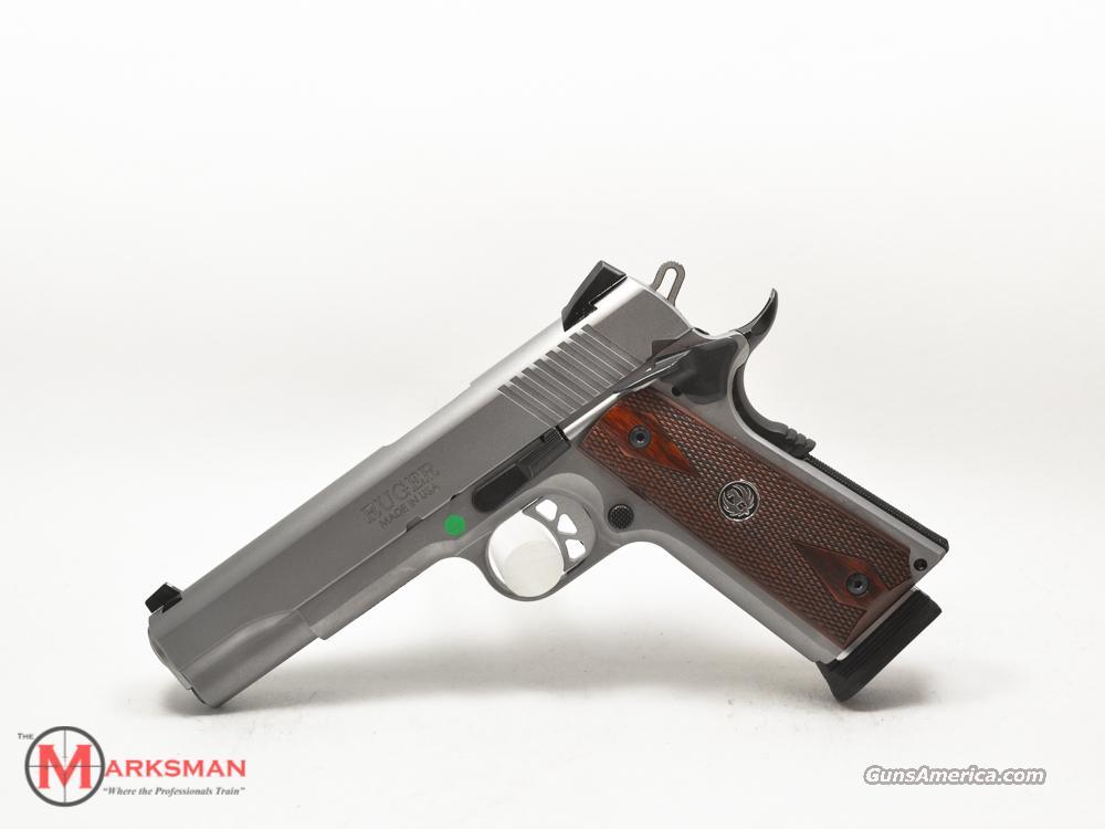 Ruger SR1911, .45 ACP NEW 45  SR 1911 06700  Guns > Pistols > Ruger Semi-Auto Pistols > 1911