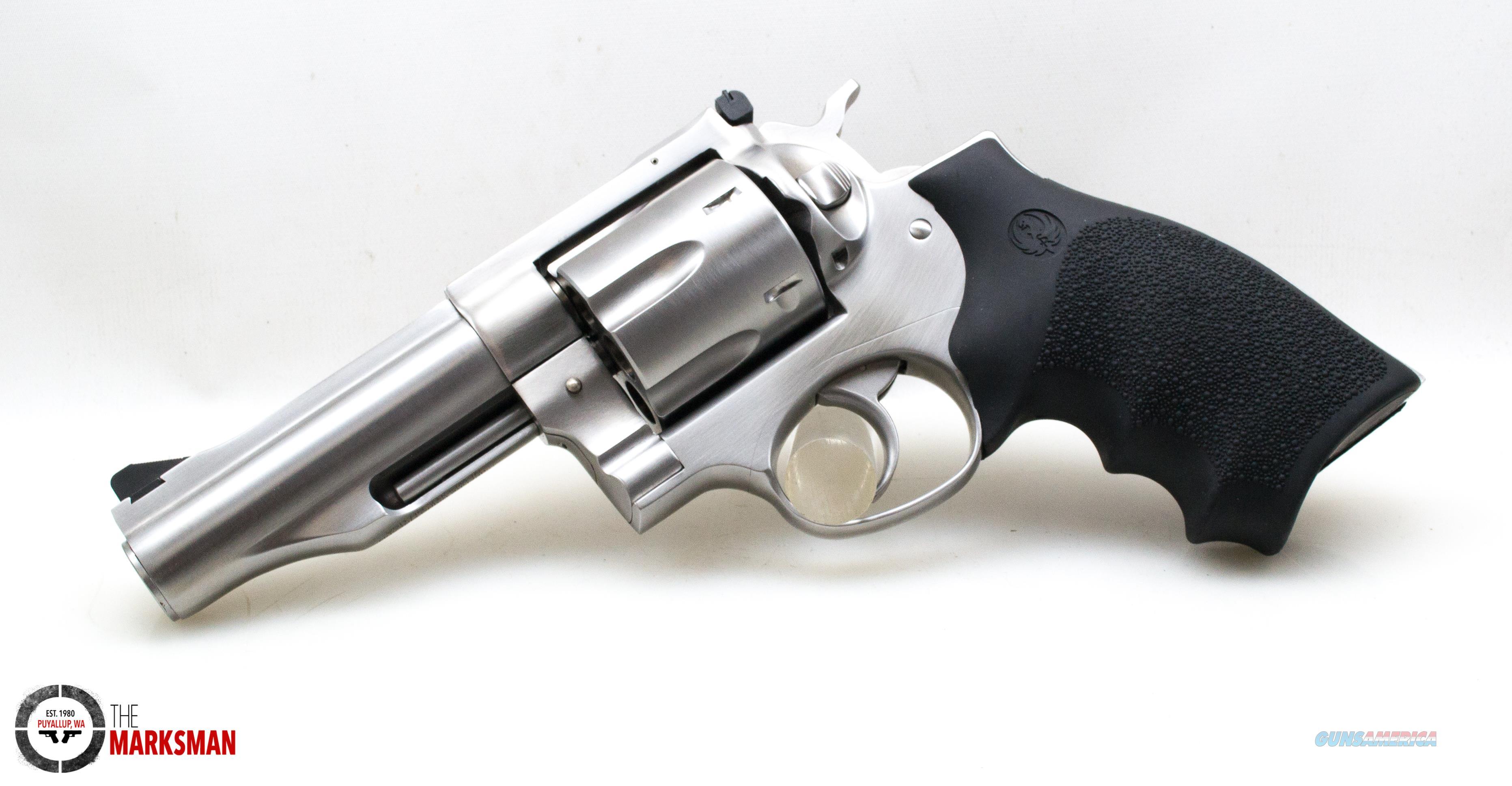 """Ruger Redhawk, .44 Magnum, 4.2"""" Barrel NEW 05044  Guns > Pistols > Ruger Double Action Revolver > Redhawk Type"""
