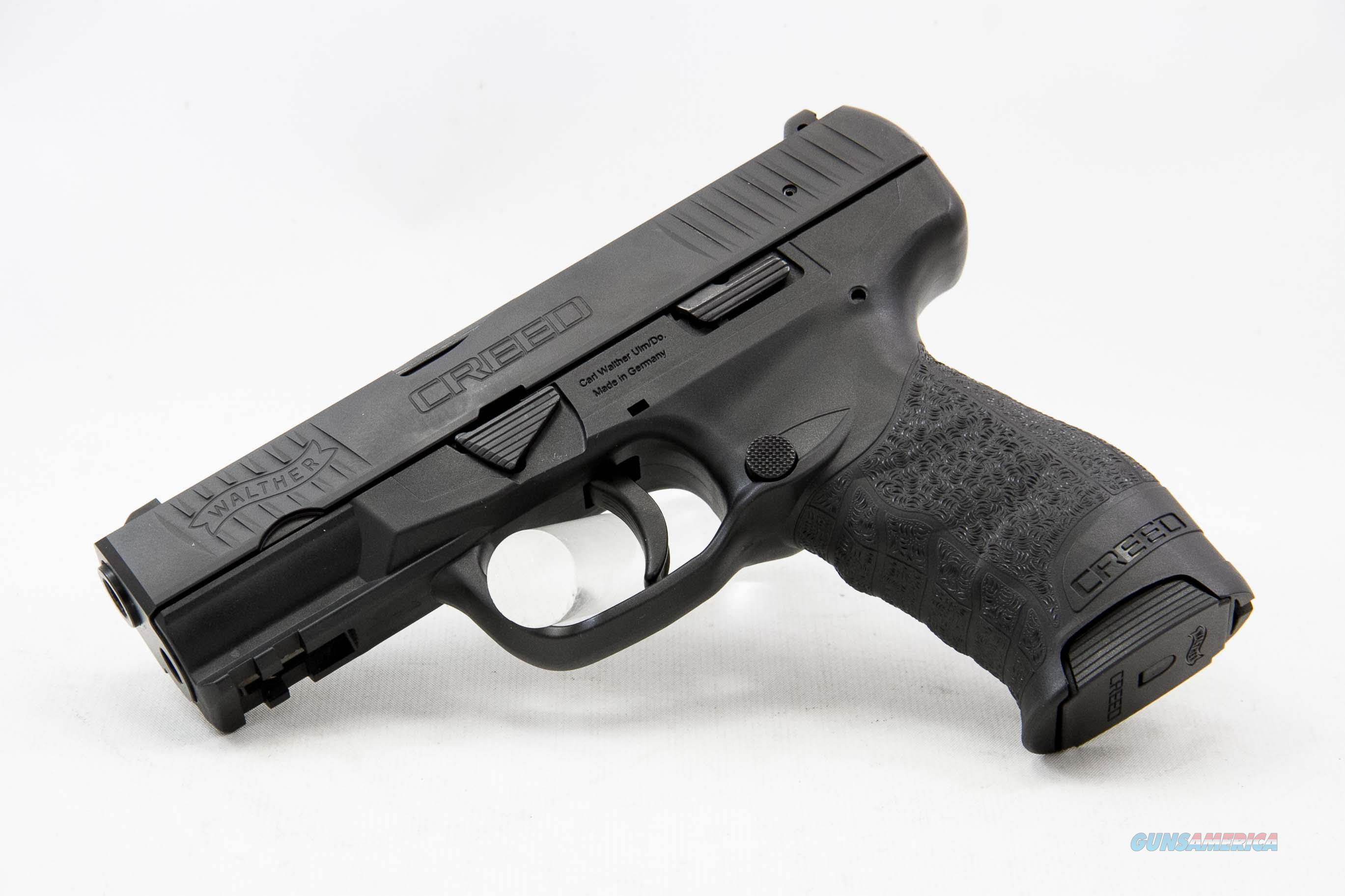Walther Creed, 9mm NEW  Guns > Pistols > Walther Pistols > Post WWII > P99/PPQ