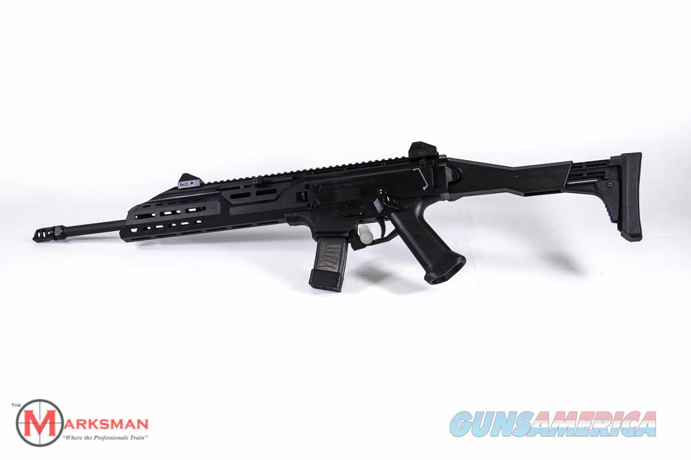 CZ Scorpion Evo 3 S1 Carbine, 9mm NEW 08505  Guns > Rifles > CZ Rifles