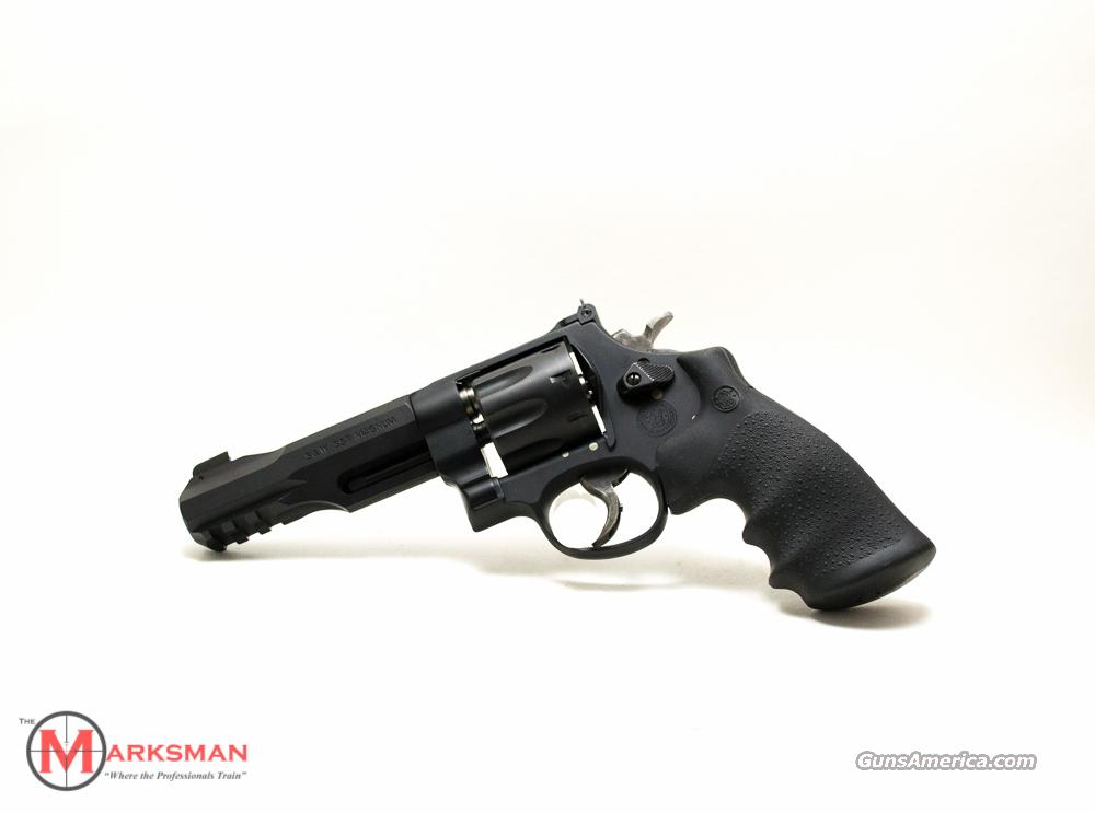 Smith and Wesson 327 M&P R8, .357 Magnum 38 Special NEW  Guns > Pistols > Smith & Wesson Revolvers > Performance Center