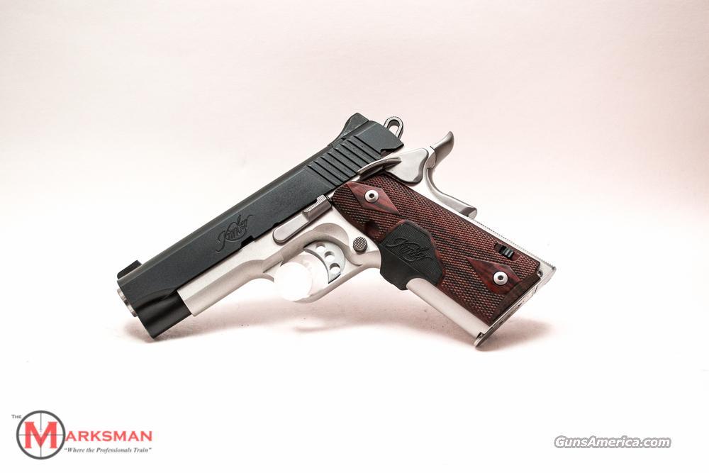 Kimber Pro Crimson Carry II (Green Laser) .45 ACP NEW 1911 Free Shipping  Guns > Pistols > Kimber of America Pistols