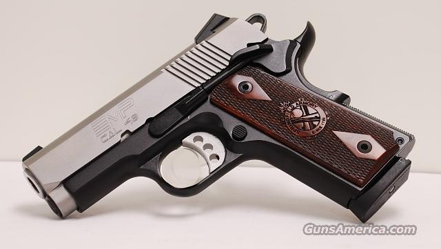 Springfield EMP 40 NEW .40 Smith and Wesson 1911  Guns > Pistols > Springfield Armory Pistols > 1911 Type