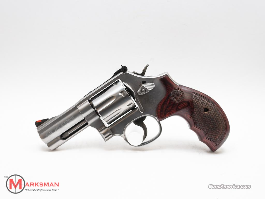 "Smith and Wesson 686 Plus Deluxe 357 Mag 3"" NEW  Guns > Pistols > Smith & Wesson Revolvers > Full Frame Revolver"