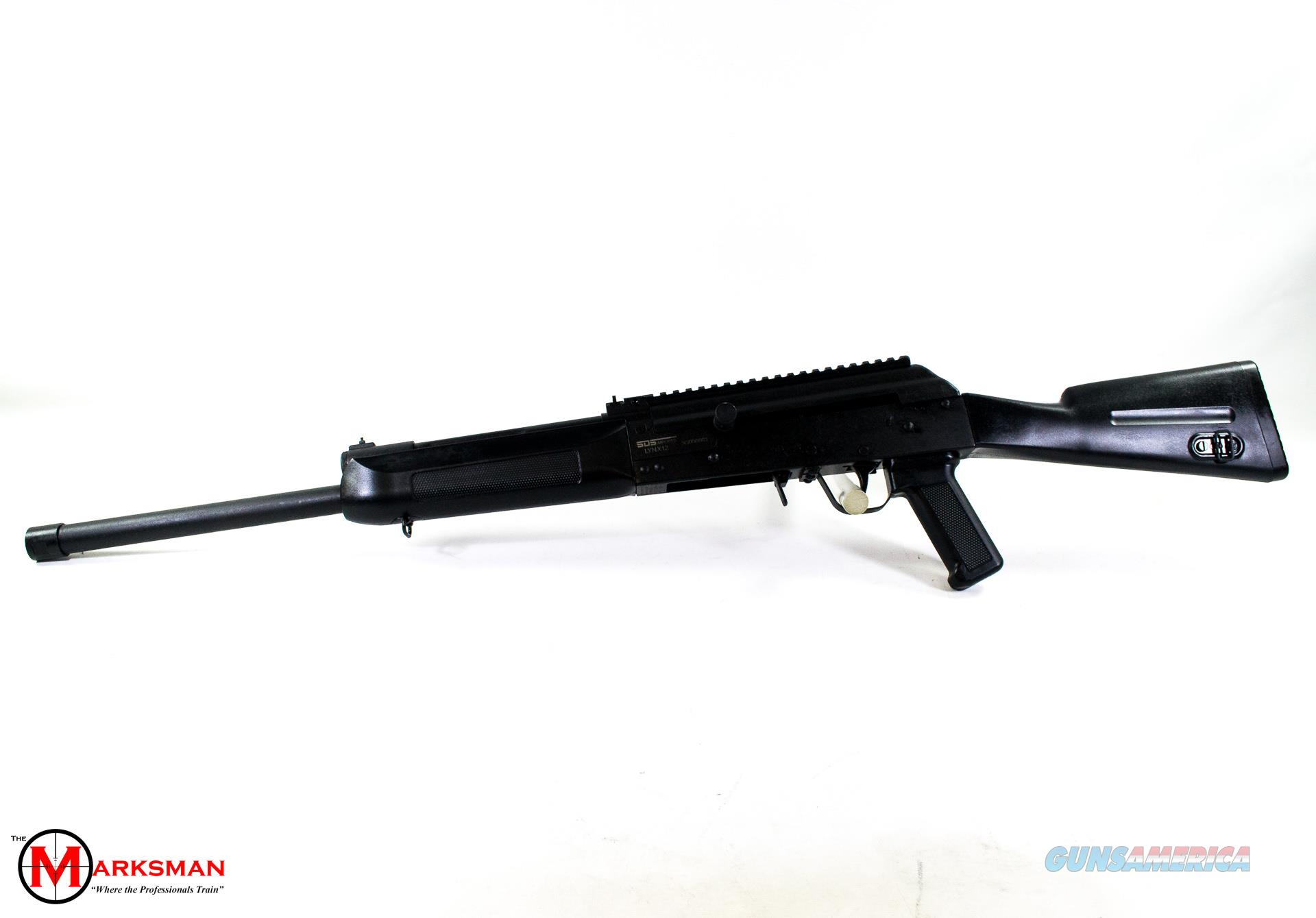 SDS Imports Lynx-12 3 Gun, 12 Gauge NEW  Guns > Shotguns > S Misc Shotguns