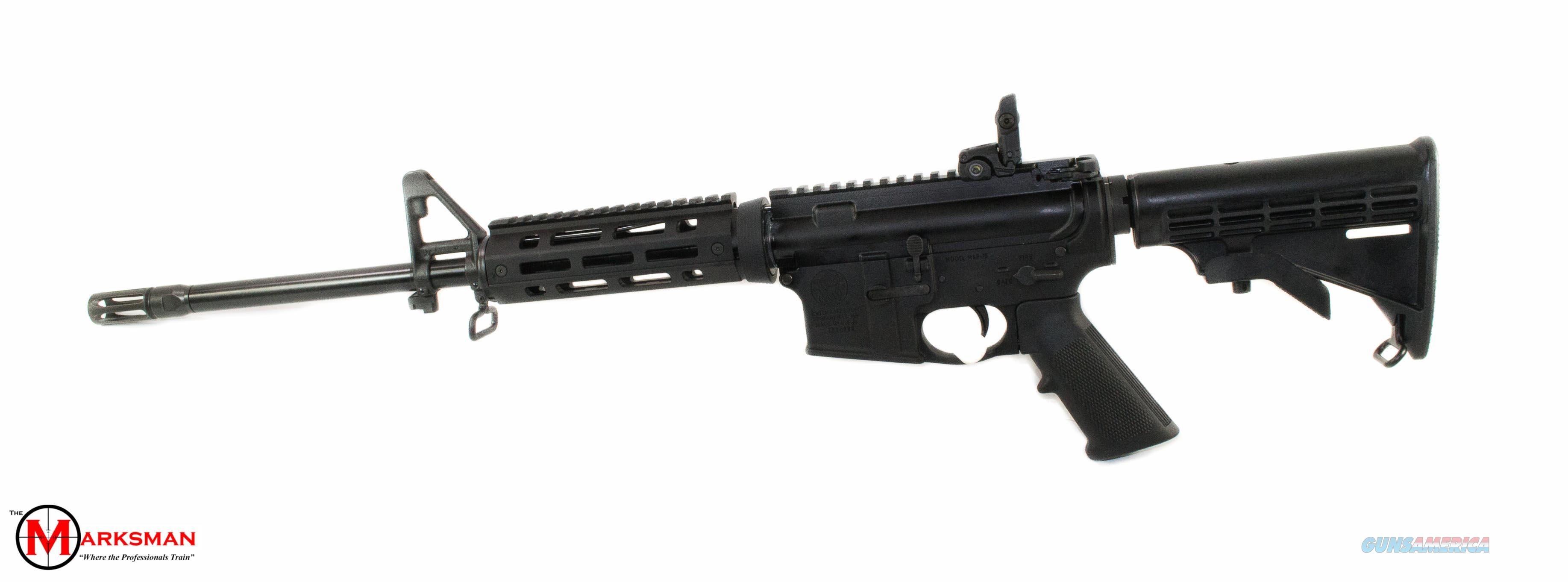 Smith and Wesson M&P15X, 5.56mm NATO NEW  Guns > Rifles > Smith & Wesson Rifles > M&P