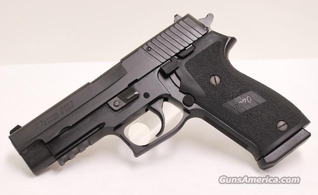 Sig Sauer 220 45 ACP   Guns > Pistols > Sig - Sauer/Sigarms Pistols > P220